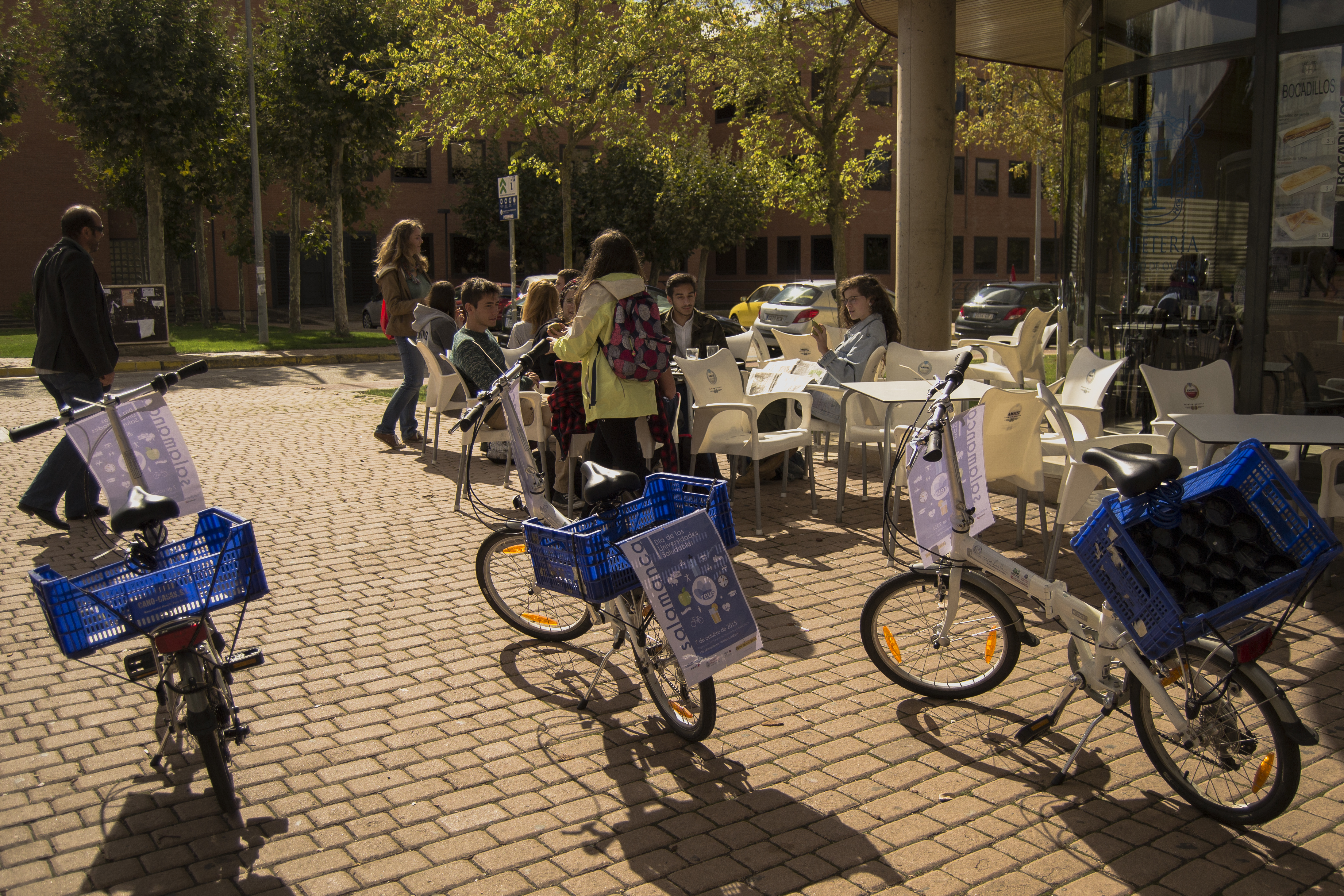 La Universidad de Salamanca se une al 'Día de las Universidades Saludables'
