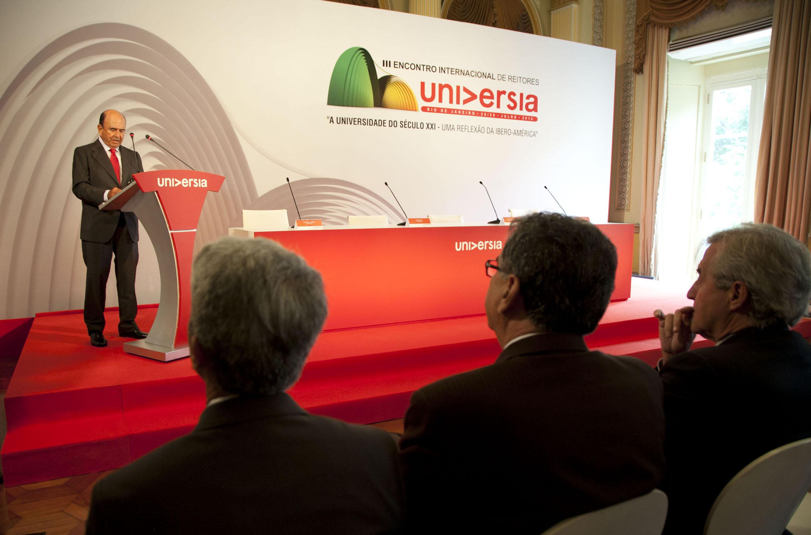 1.100 universidades asistirán en Río de Janeiro al III Encuentro Internacional de Rectores Universia