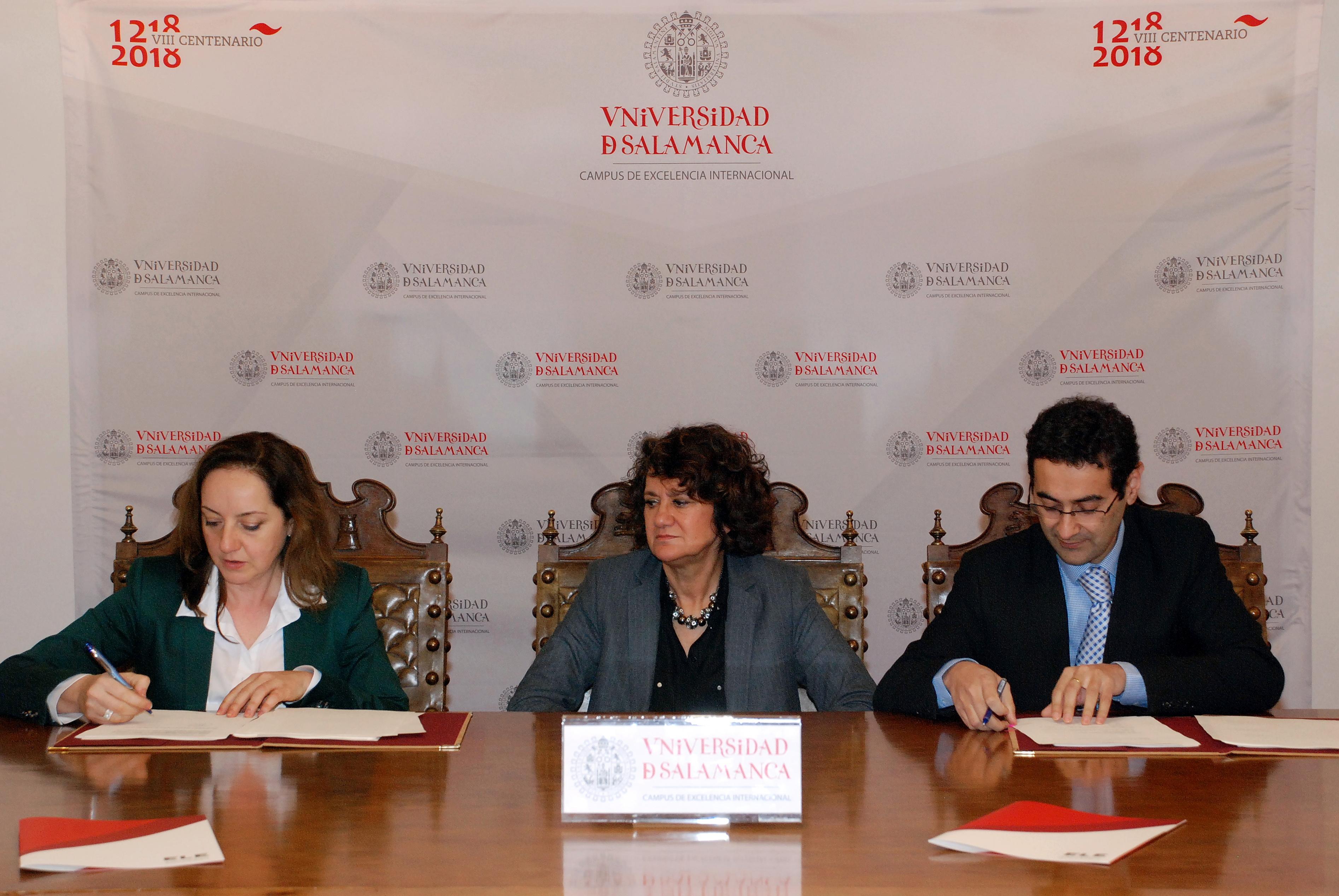Las Escuelas de Lengua Española de la Universidad de Salamanca suscriben un acuerdo para la apertura de un nuevo centro en Estepona