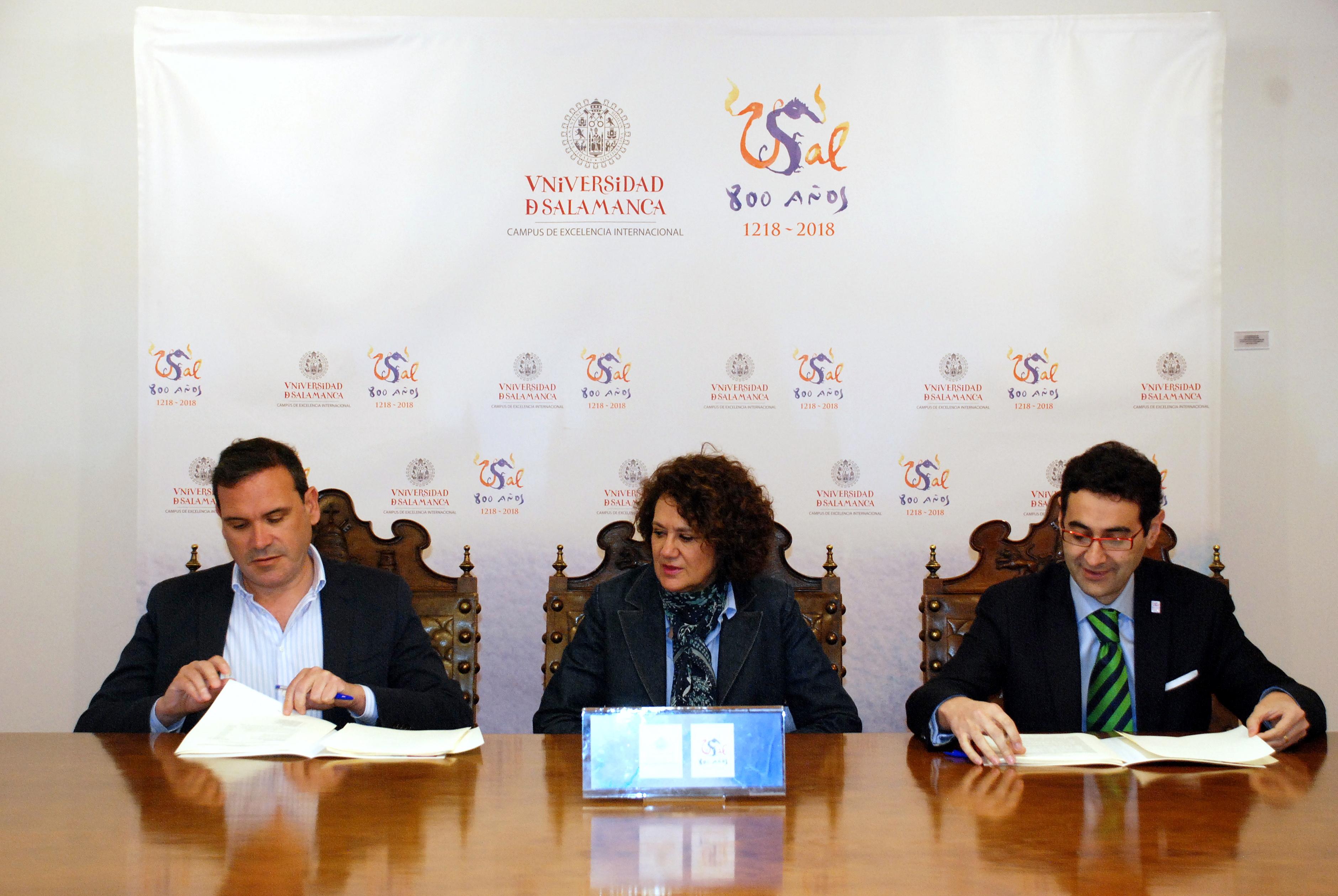 La Universidad de Salamanca acuerda la apertura de una nueva sede de sus Escuelas de Lengua Española en Varsovia