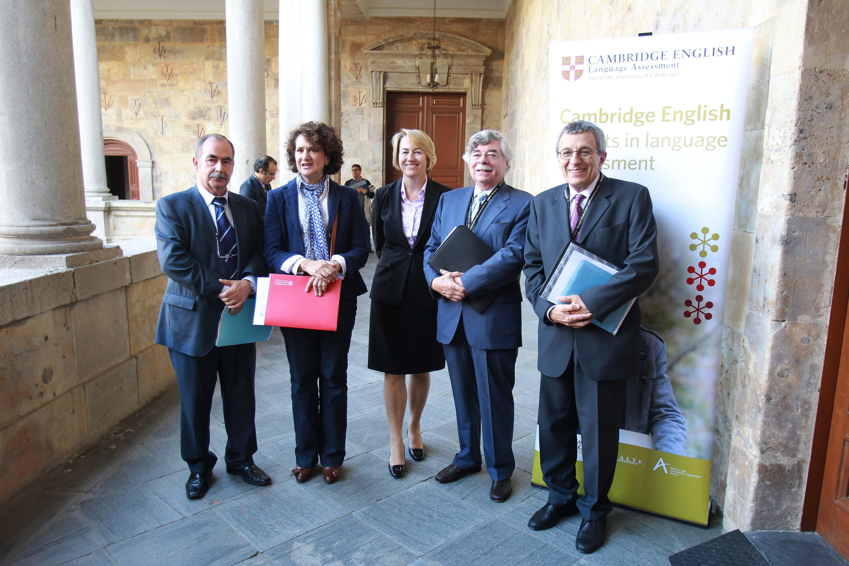 Los ministerios de Educación de Italia y Portugal exponen sus proyectos educativos en materia de bilingüismo en la Universidad de Salamanca
