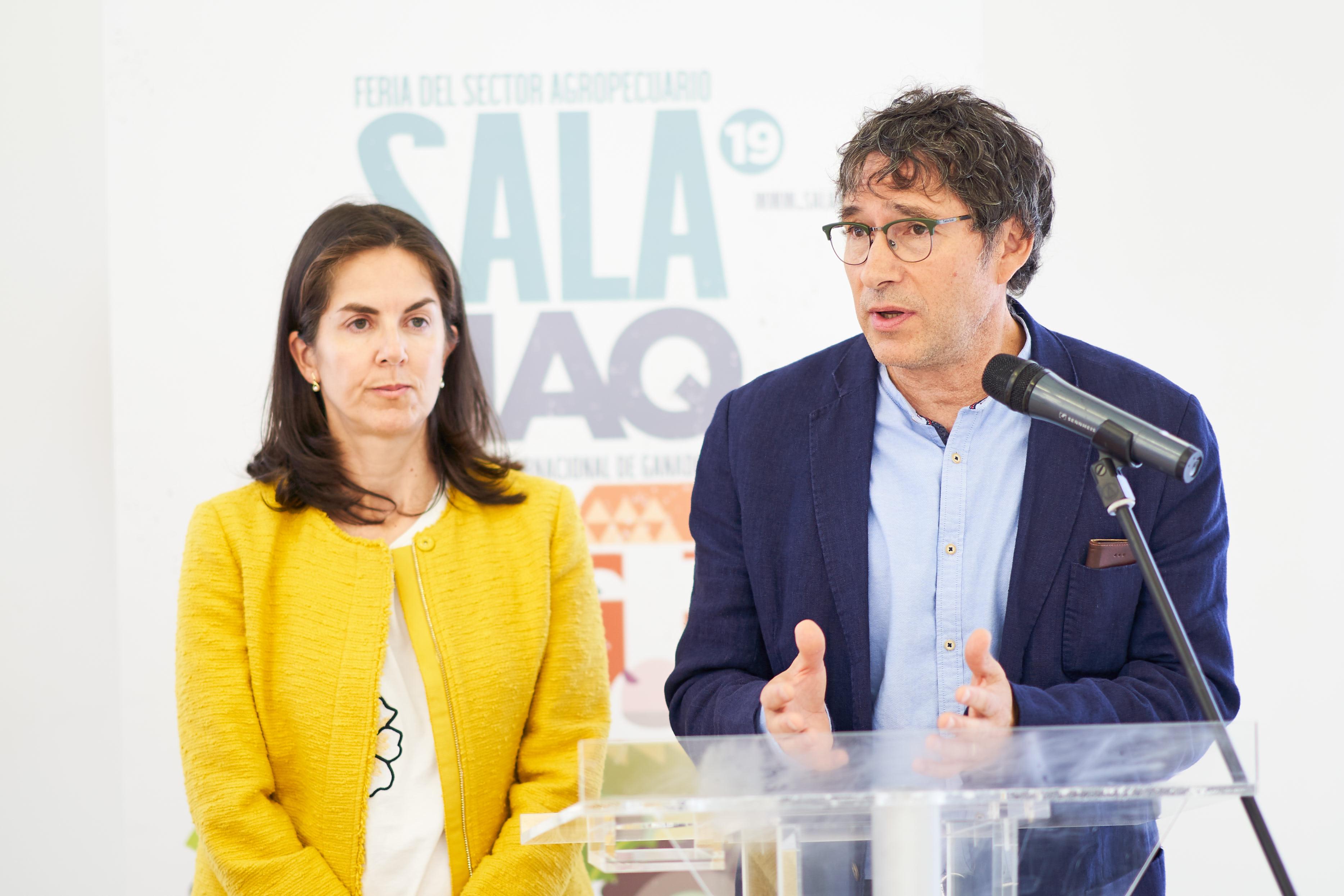 El rector y el presidente de la Diputación presentan los resultados de la III convocatoria de los proyectos de investigación orientados al sector primario 0017.jpg