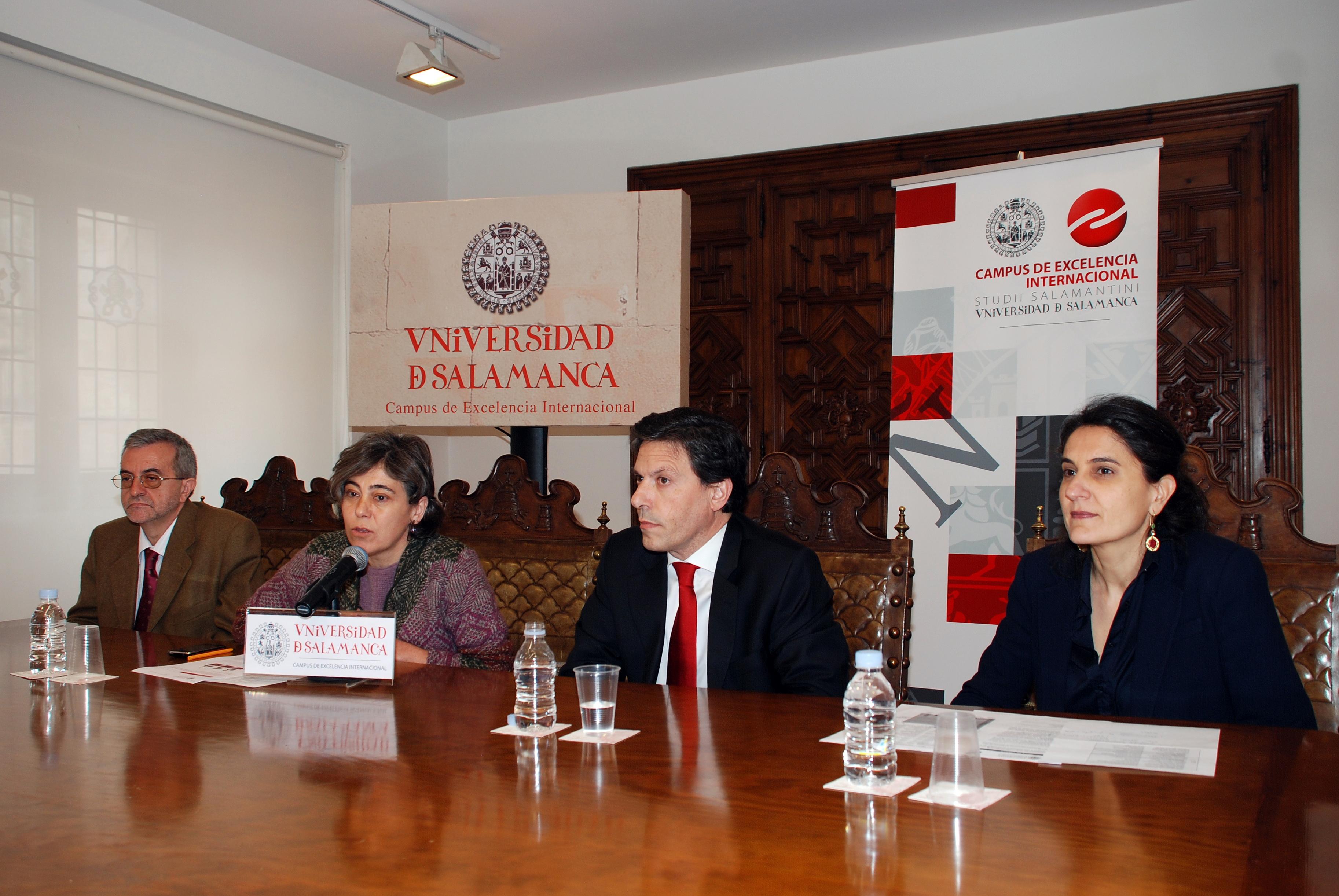 La Universidad de Salamanca asesora a estudiantes y graduados en la creación de empresas