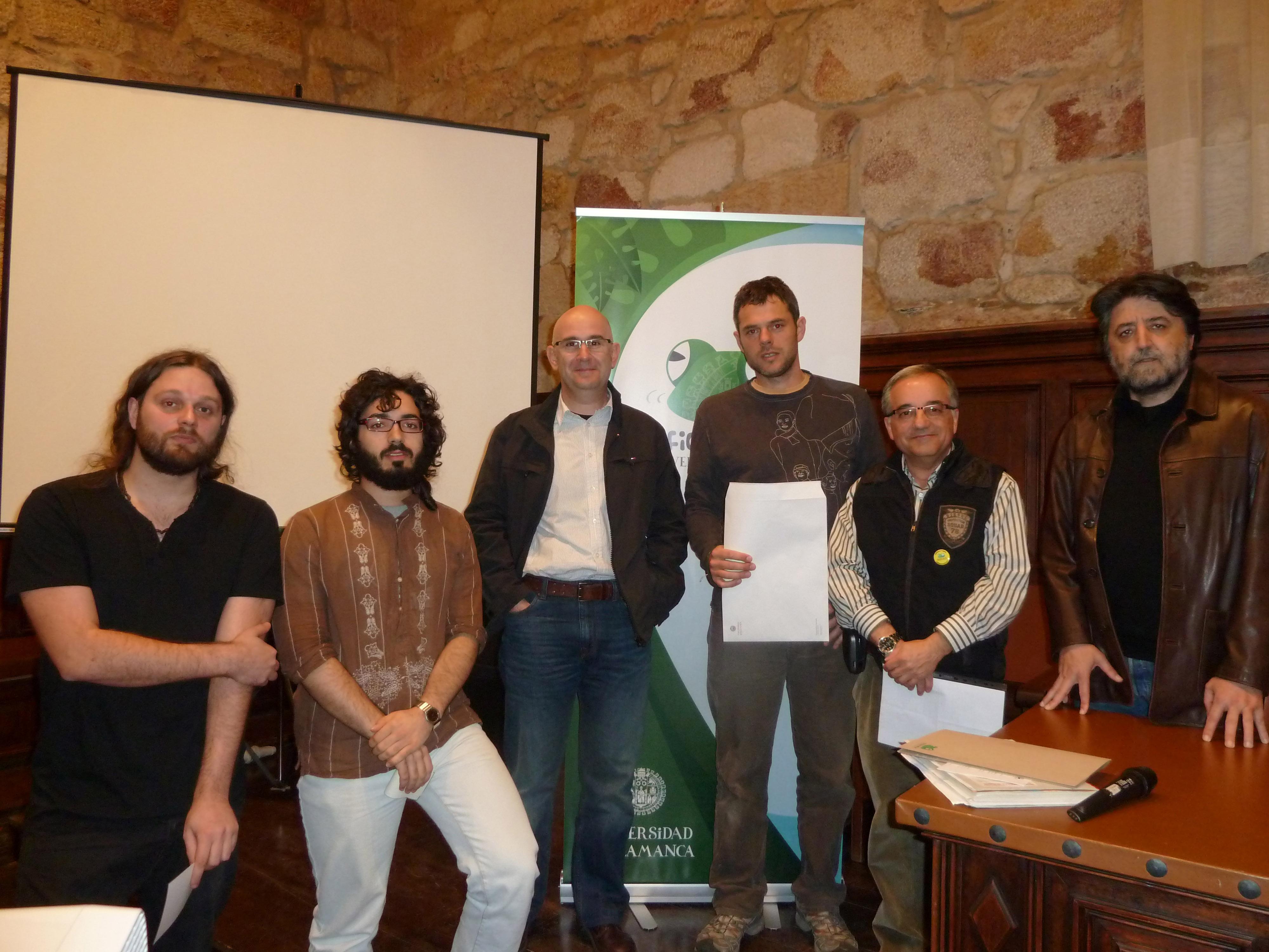 La Oficina Verde entrega los premios de Fotografía, Recicl-art y Ecocrítica