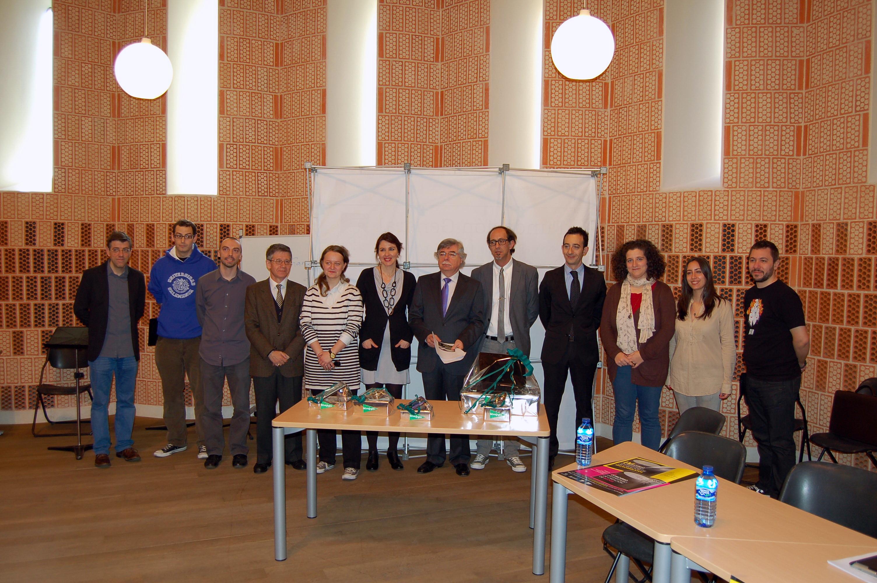 Concluyen los concursos de microrrelatos y 'blogs' de la Universidad de Salamanca con éxito de participación