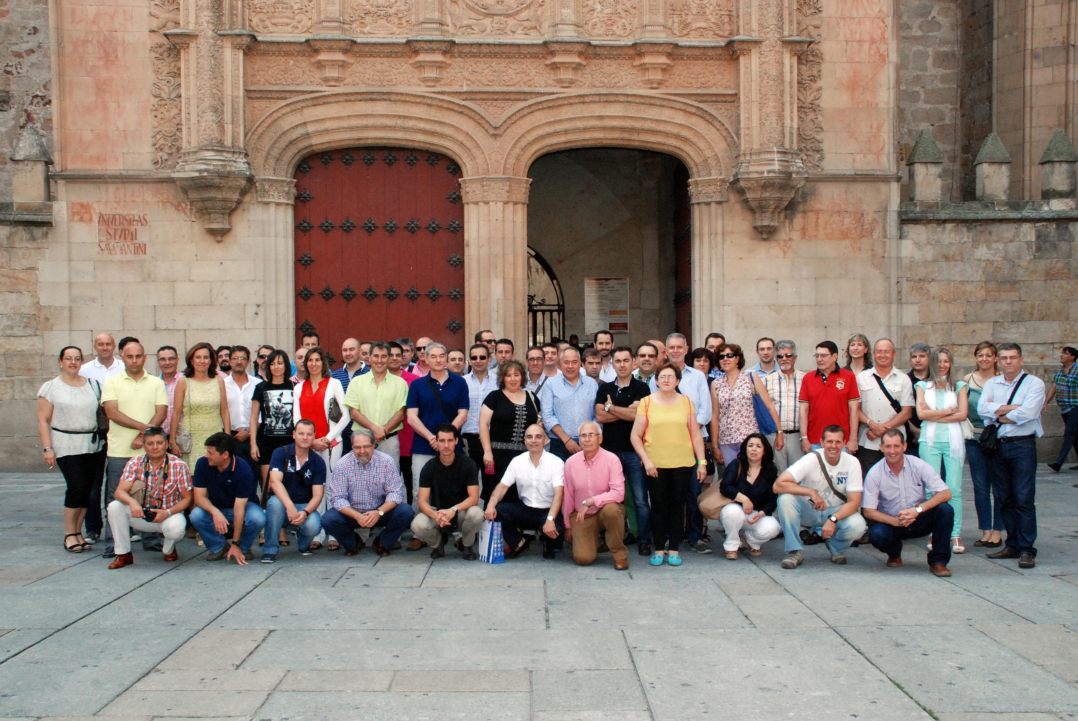 La Universidad de Salamanca y la Escuela Nacional de Policía celebran una 'Jornada de hermanamiento'