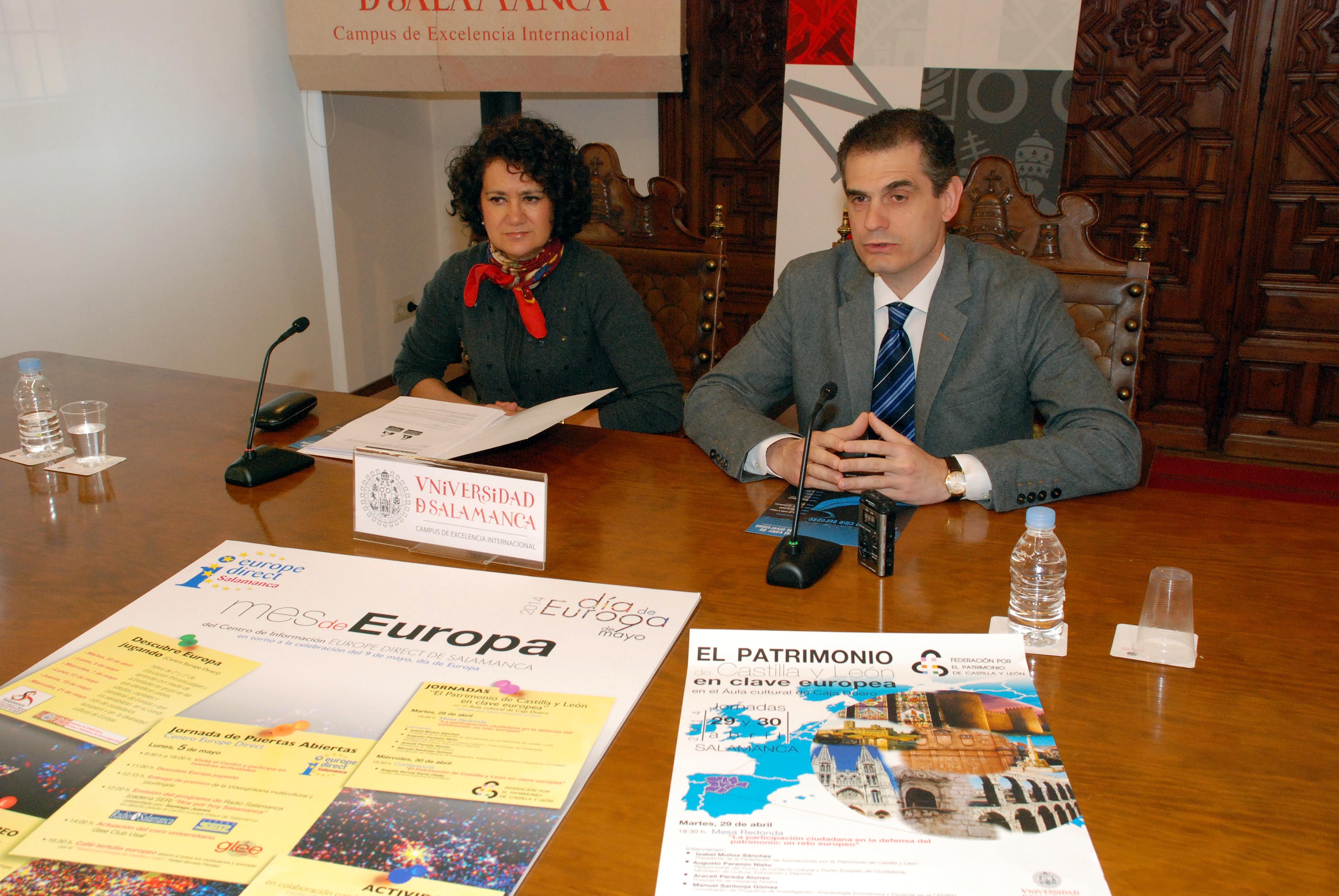 El Centro Europe Direct de la Universidad de Salamanca celebra el Día de Europa con un completo programa de actividades para todos los públicos