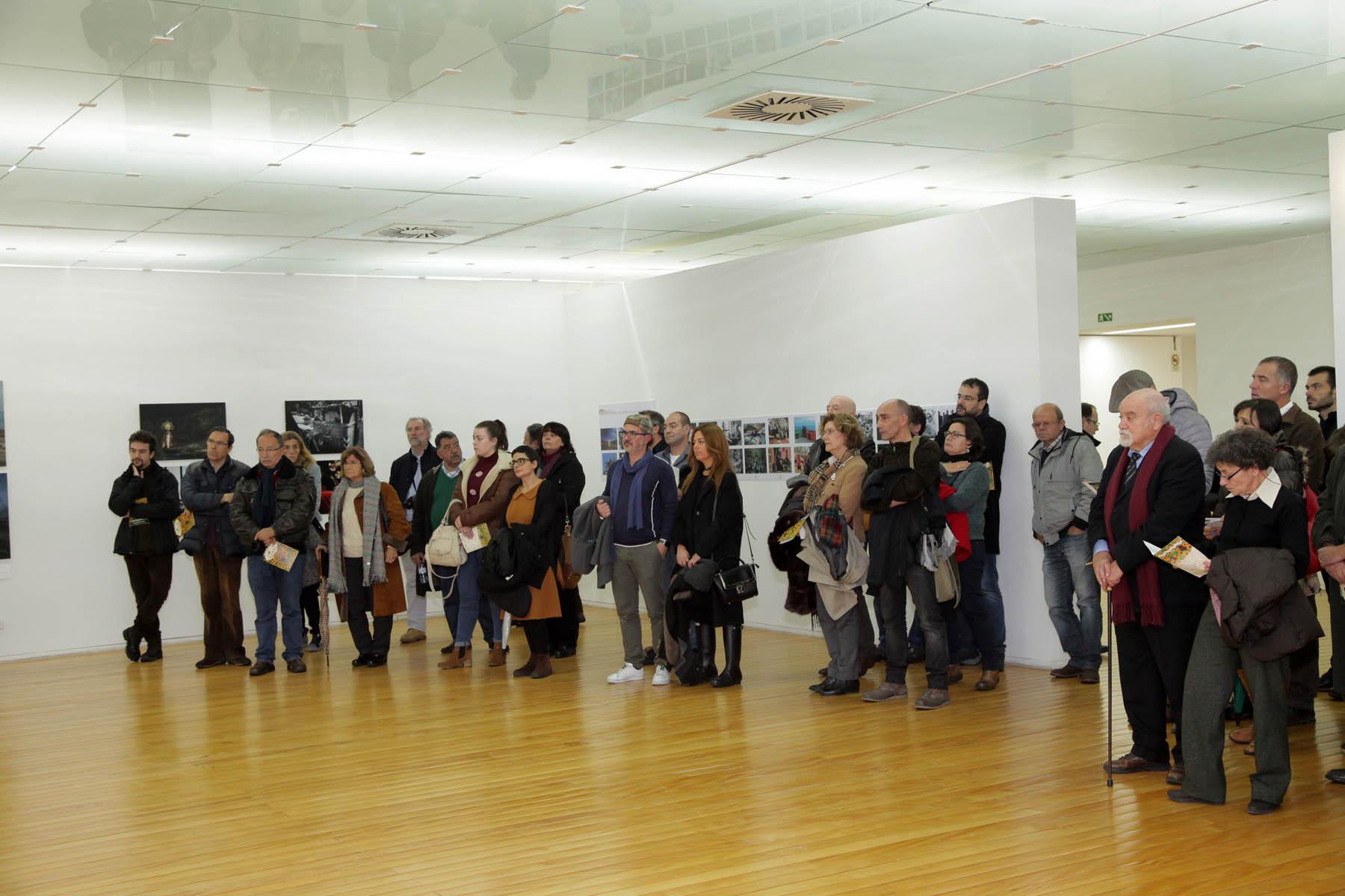 El Centro de Estudios Ibéricos inaugura las exposiciones 'Transversalidades 2016. Fotografía sin fronteras' y 'Rumores del mundo: mirar la diversidad que nos rodea'