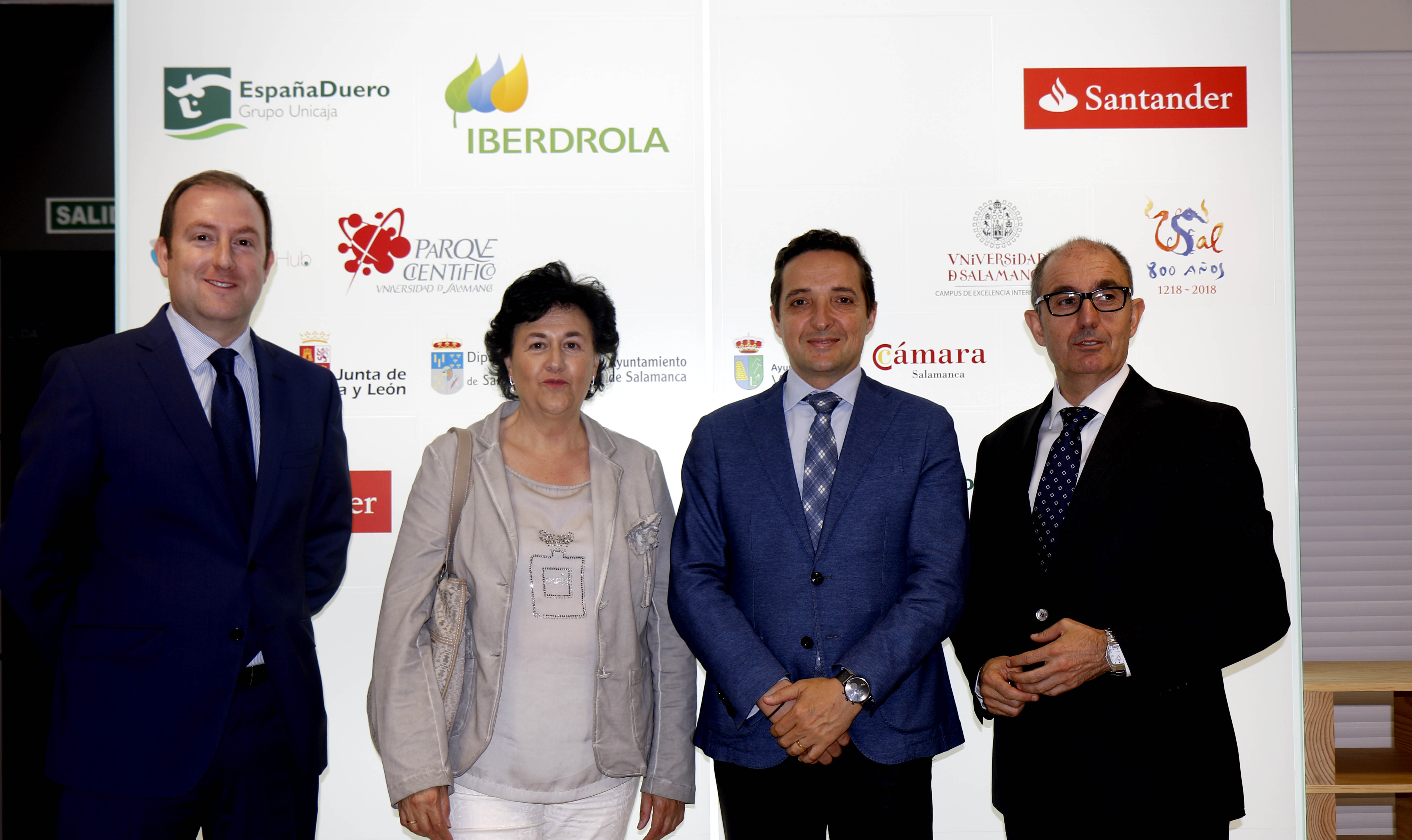 La USAL e Iberaval trasladan a los emprendedores las ventajas de la línea 'ADE Financia' a través de la jornada 'Oportunidades de financiación para innovación'