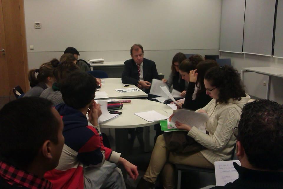 Alumnos del seminario de Derecho Procesal participan en el IV Foro de Práctica Profesional de Argentina