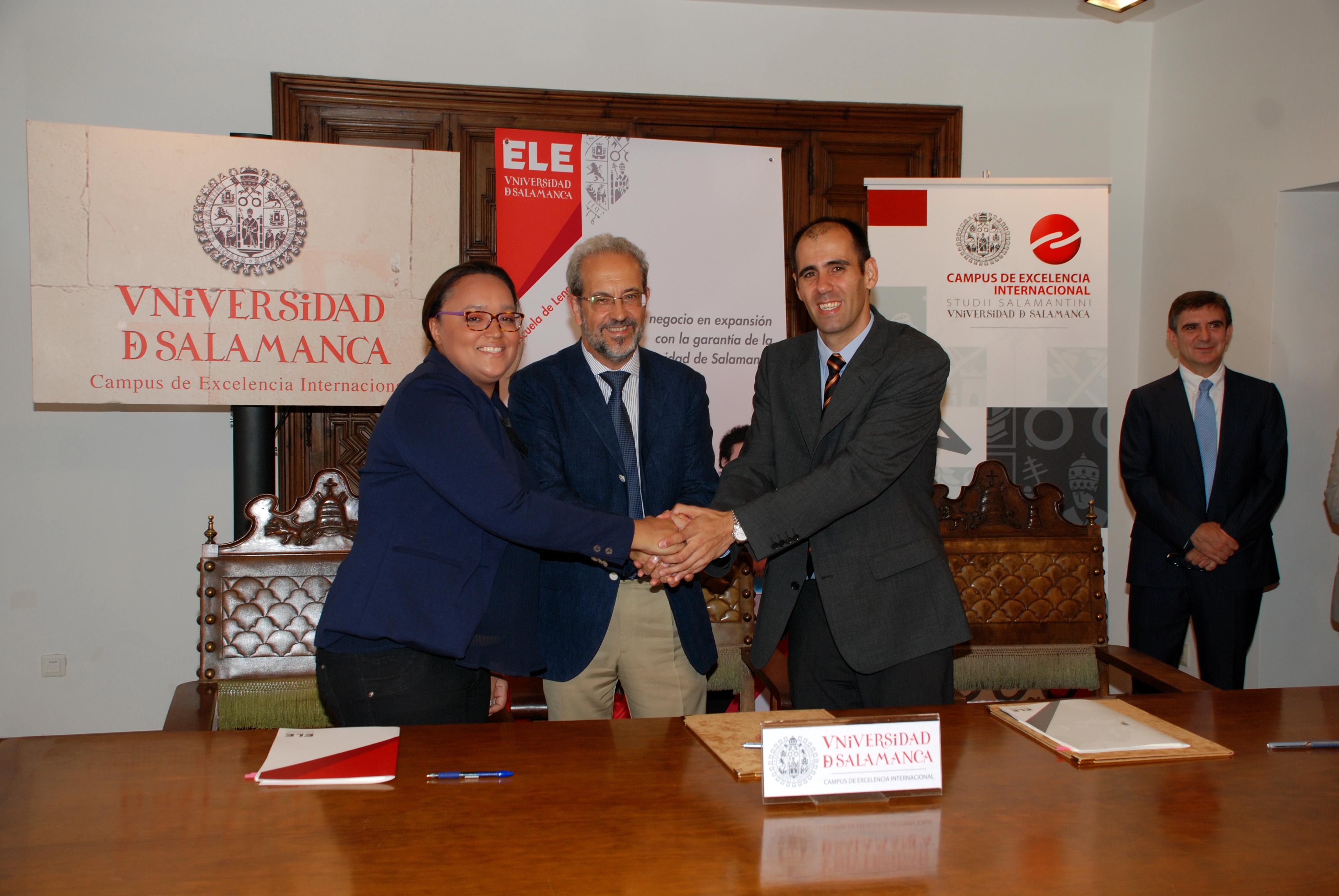 La ciudad brasileña de Cuiabá inaugura la segunda franquicia de Escuelas de Lengua Española de la Universidad de Salamanca