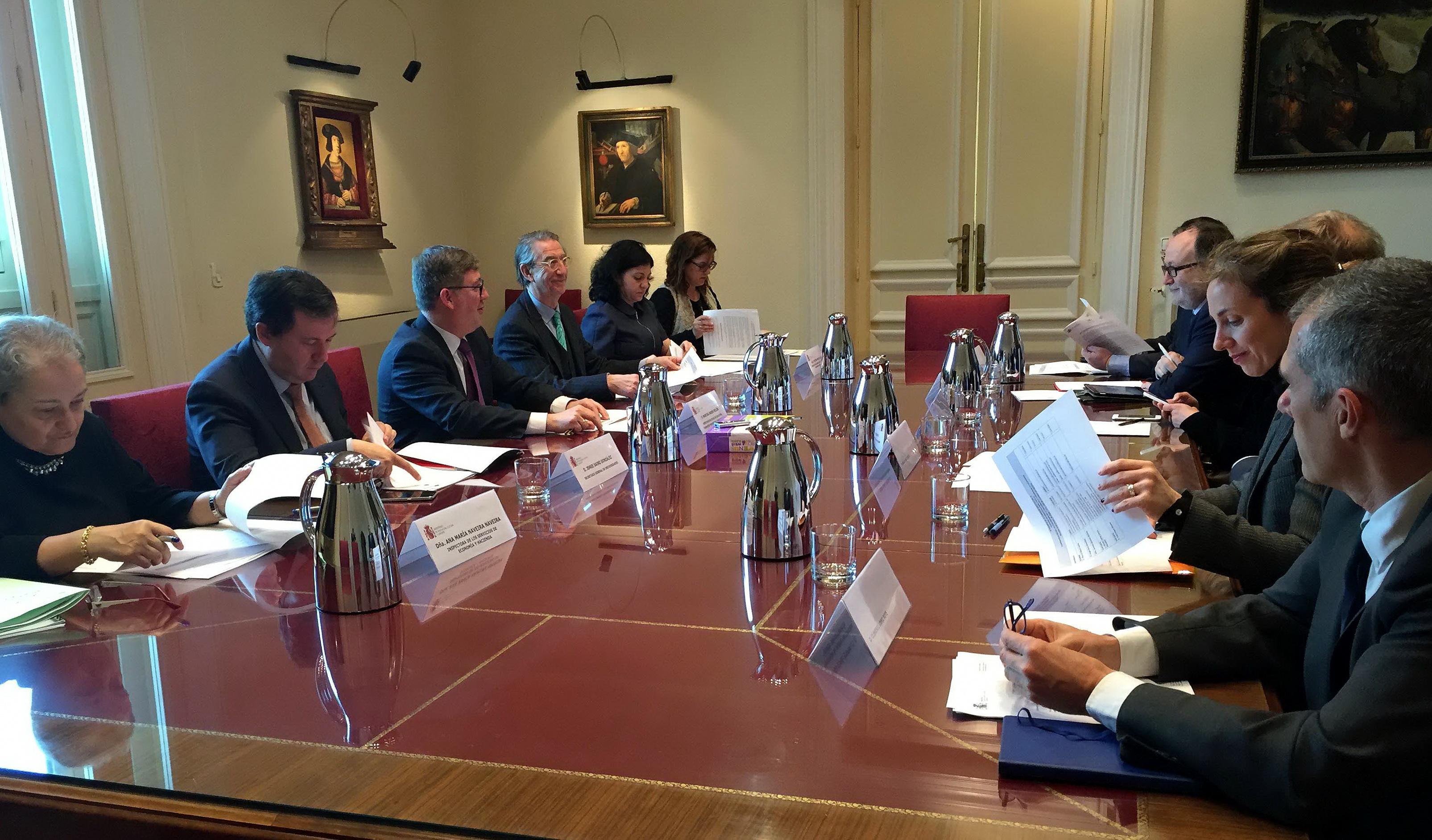 La Comisión Interinstitucional para la conmemoración del VIII Centenario de la creación de la Universidad de Salamanca continúa trabajando en el programa de actividades