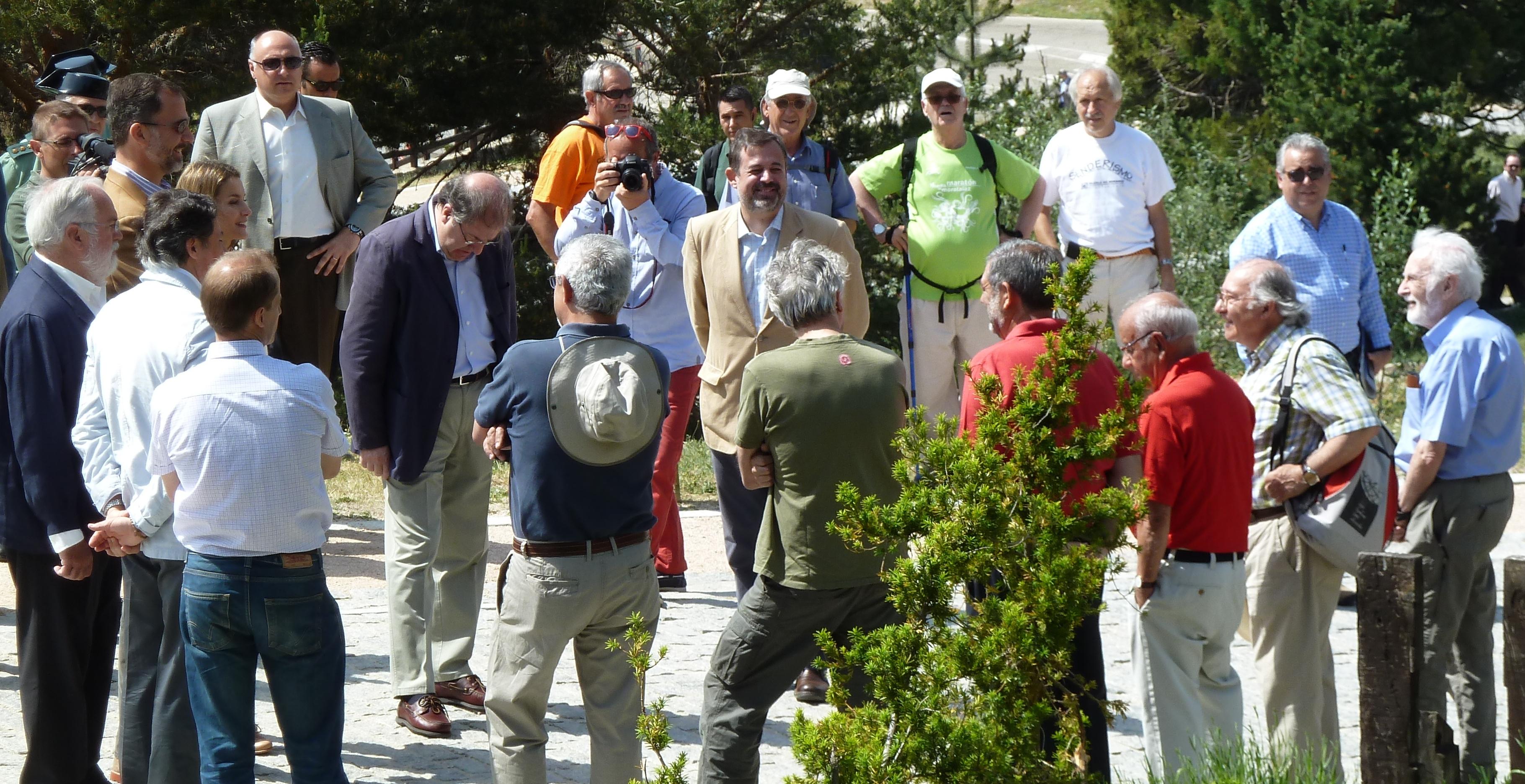 Inauguración Parque Nacional de la Sierra de Guadarrama