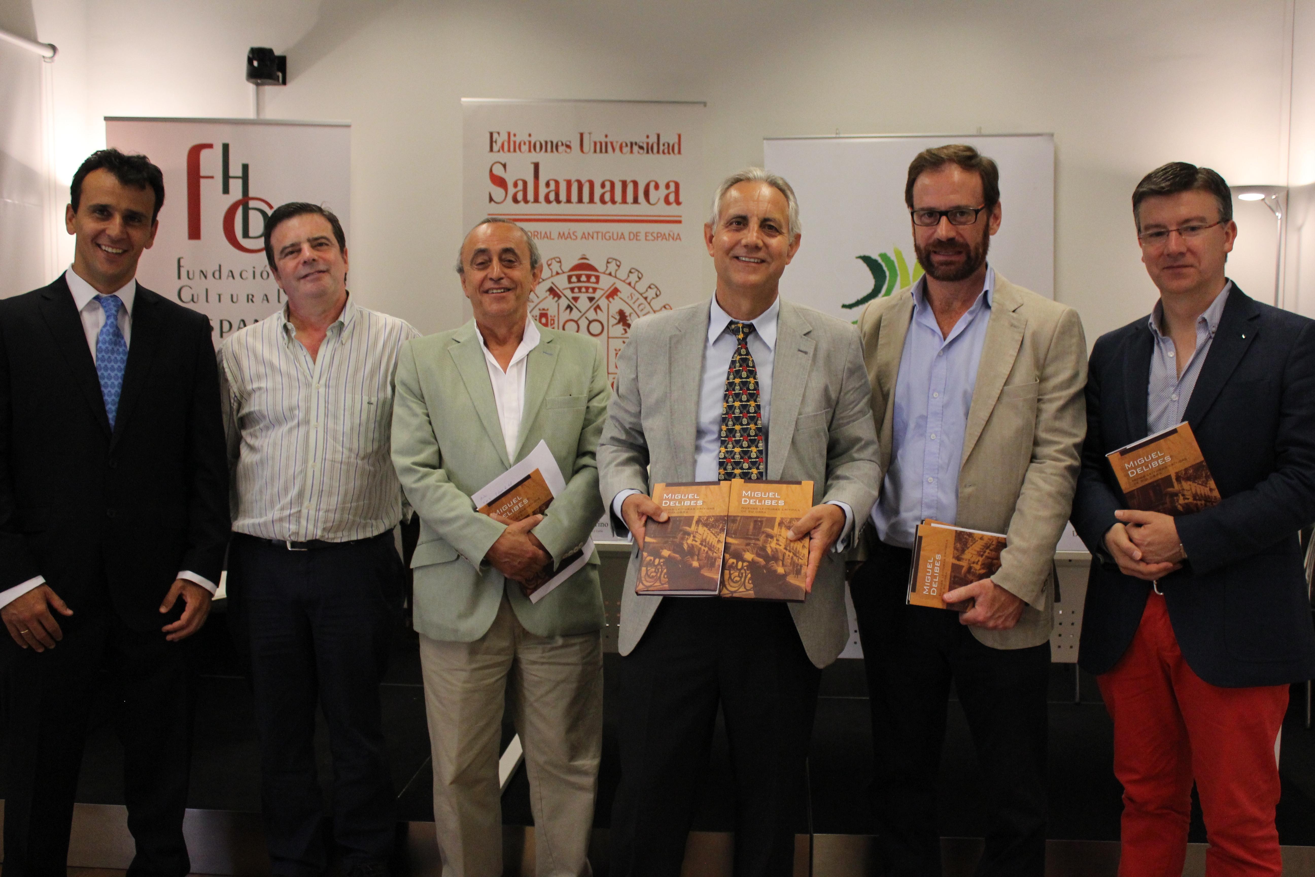 El Centro de Estudios Brasileños y Ediciones Universidad de Salamanca publican un libro sobre Miguel Delibes en formato digital y en portugués