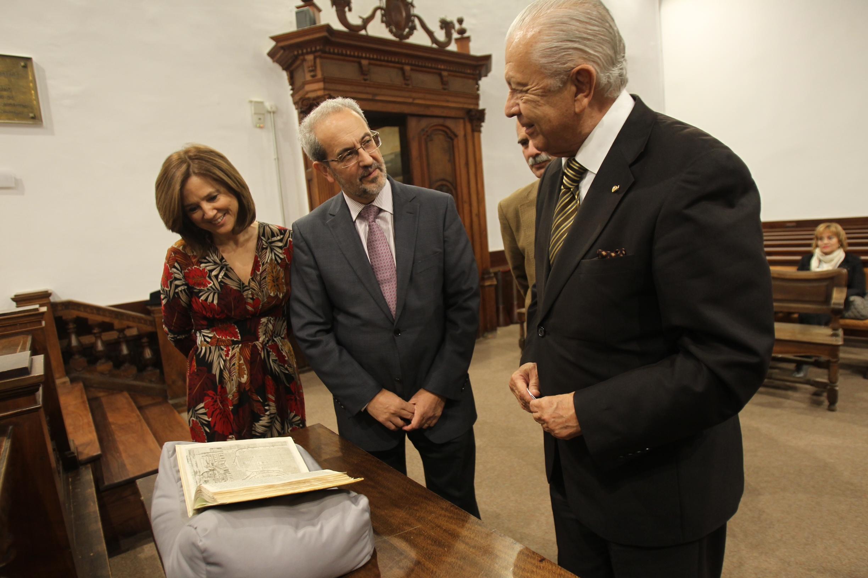 Presentación de la edición facsimilar de 'Histórica Relación del Reyno de Chile'