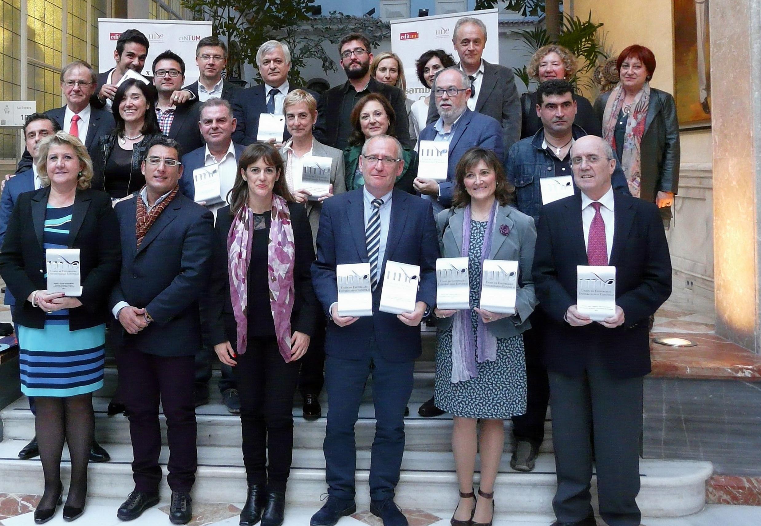 'Historia de la España medieval' de Ediciones Universidad de Salamanca, Premio Nacional de Edición Universitaria