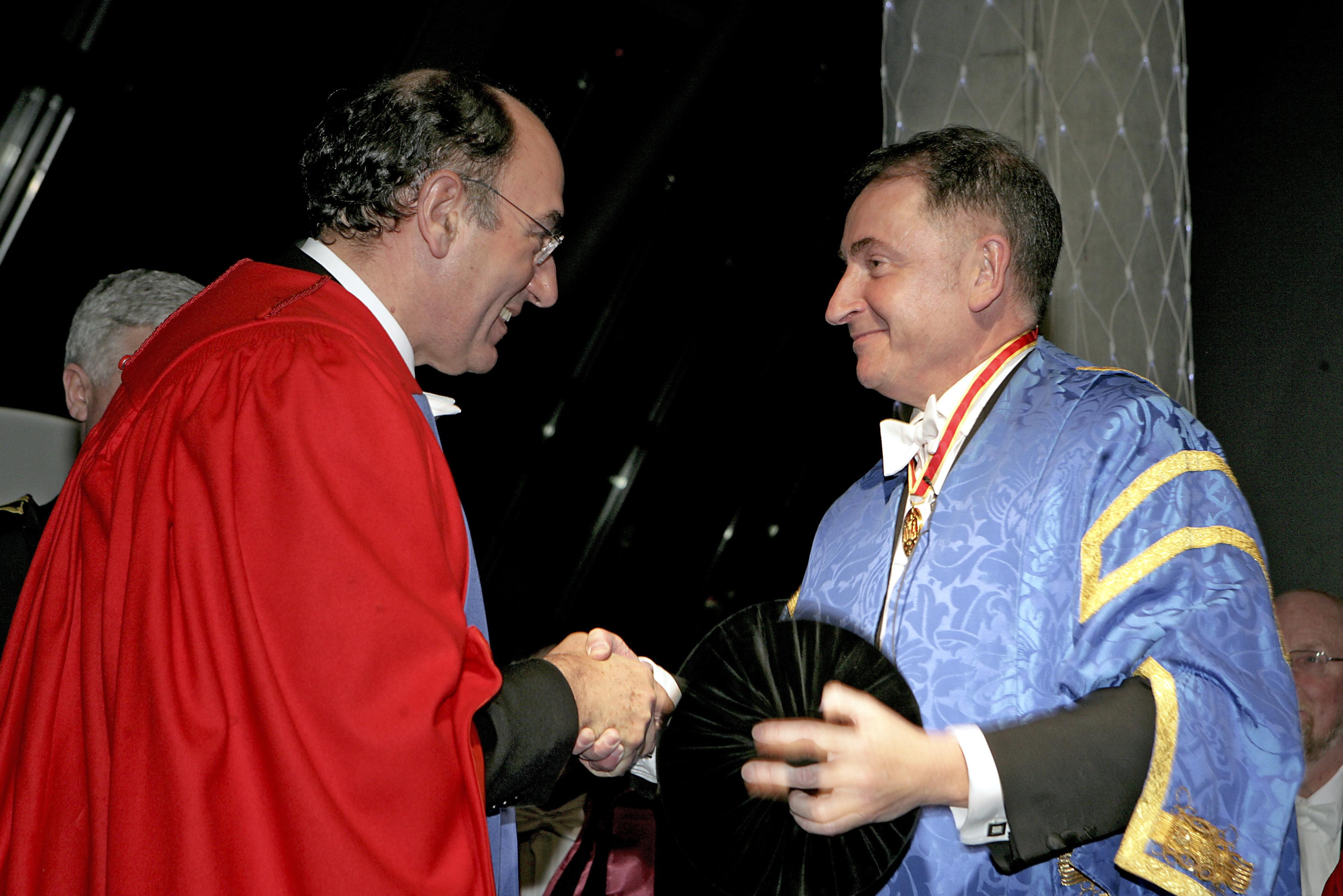 Ignacio Galán, nombrado doctor honoris causa por la Universidad de Strathclyde (Glasgow)