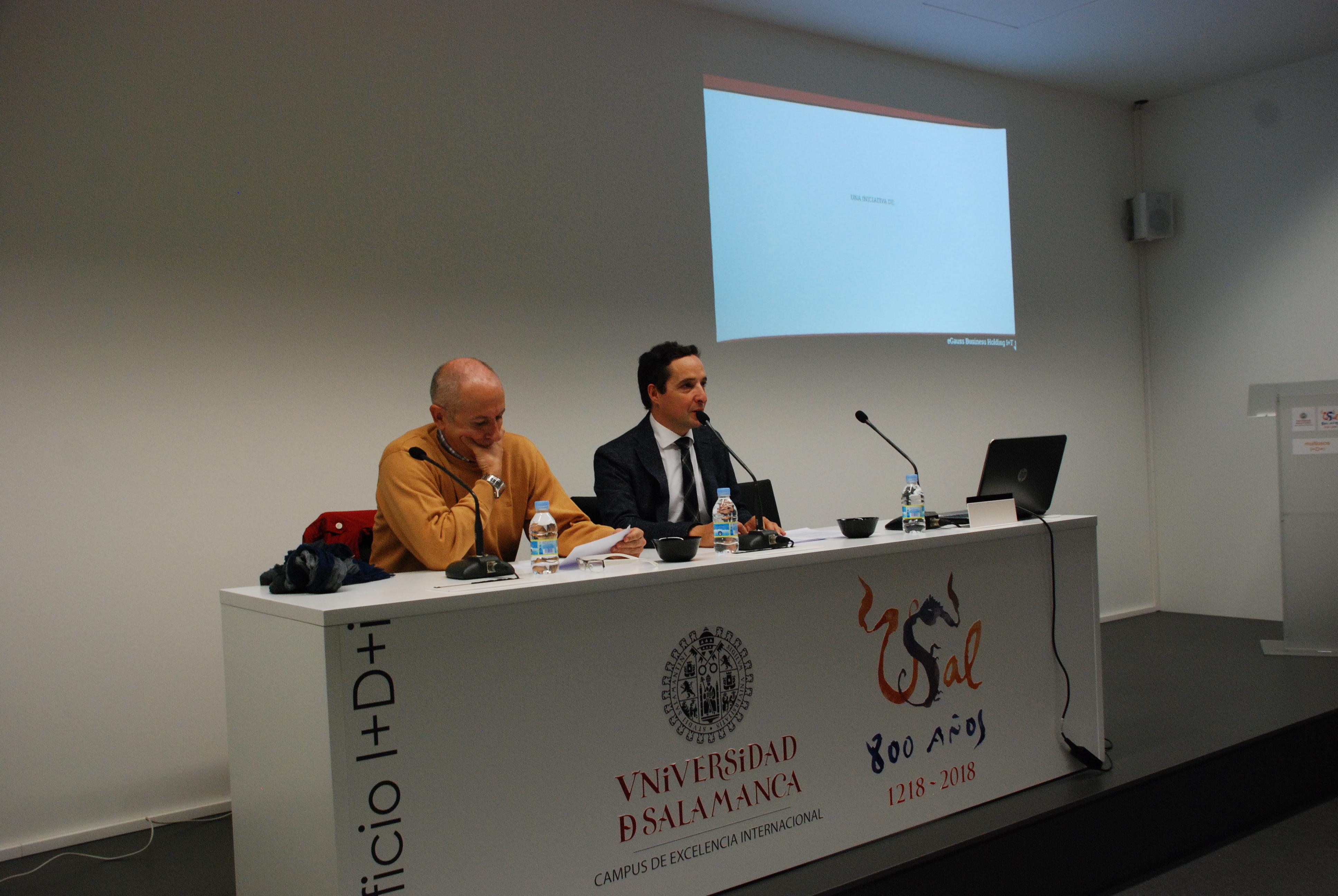 La Universidad de Salamanca participa en la IV edición del Global ImasT en 2016