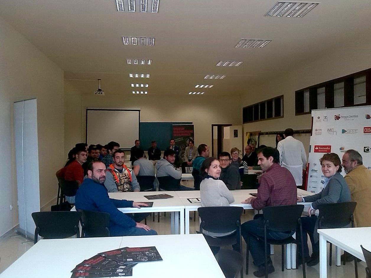 Nace el espacio de Emprendimiento en el Campus de Béjar de la Universidad de Salamanca