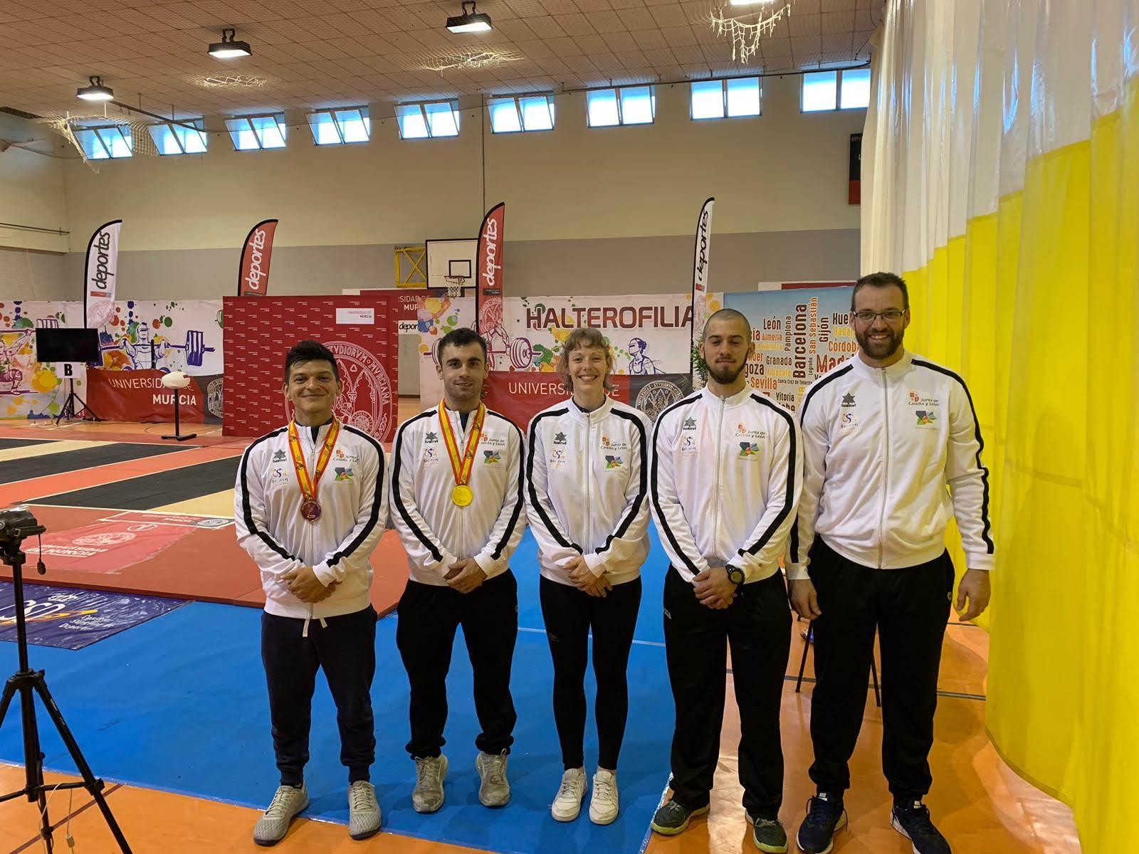 La Universidad de Salamanca consigue tres nuevas medallas en los Campeonatos de España Universitarios 2019