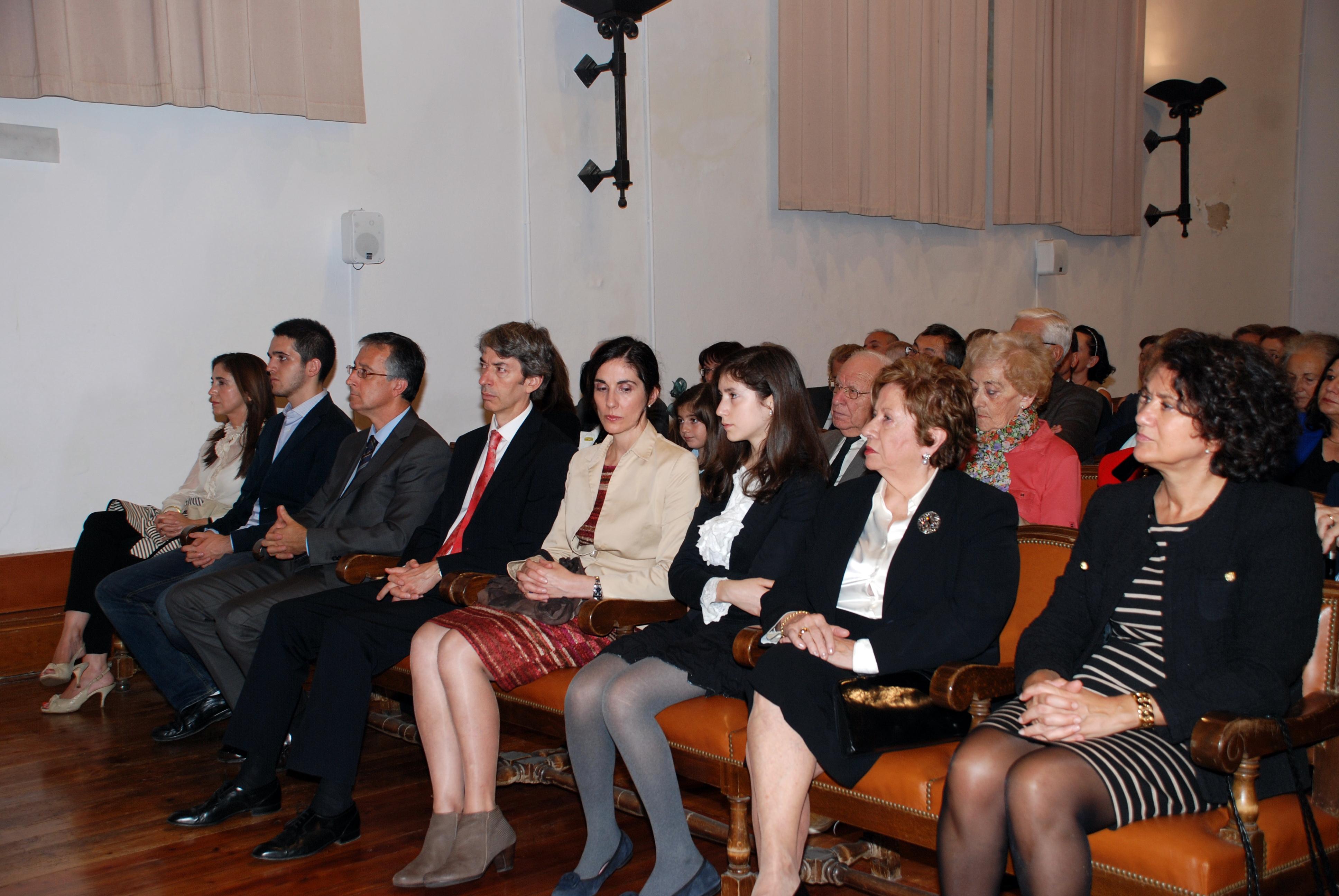 La Universidad de Salamanca rinde homenaje al exrector Pedro Amat
