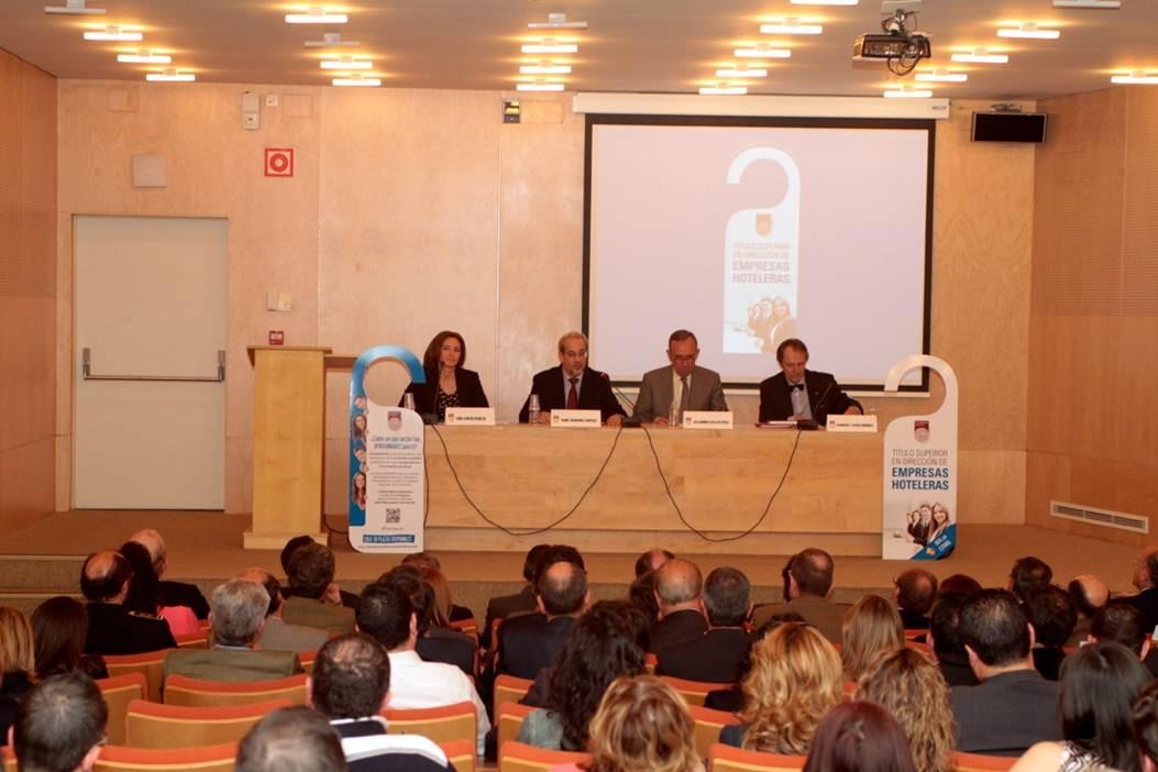 La Universidad de Salamanca, a través de su Fundación General, pone en marcha el Título Superior en Dirección de Empresas Hoteleras
