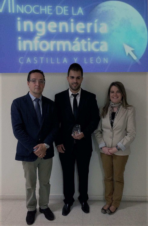 Un investigador de la Universidad de Salamanca recibe un Premio i3 por un novedoso sistema de control de vehículos no tripulados
