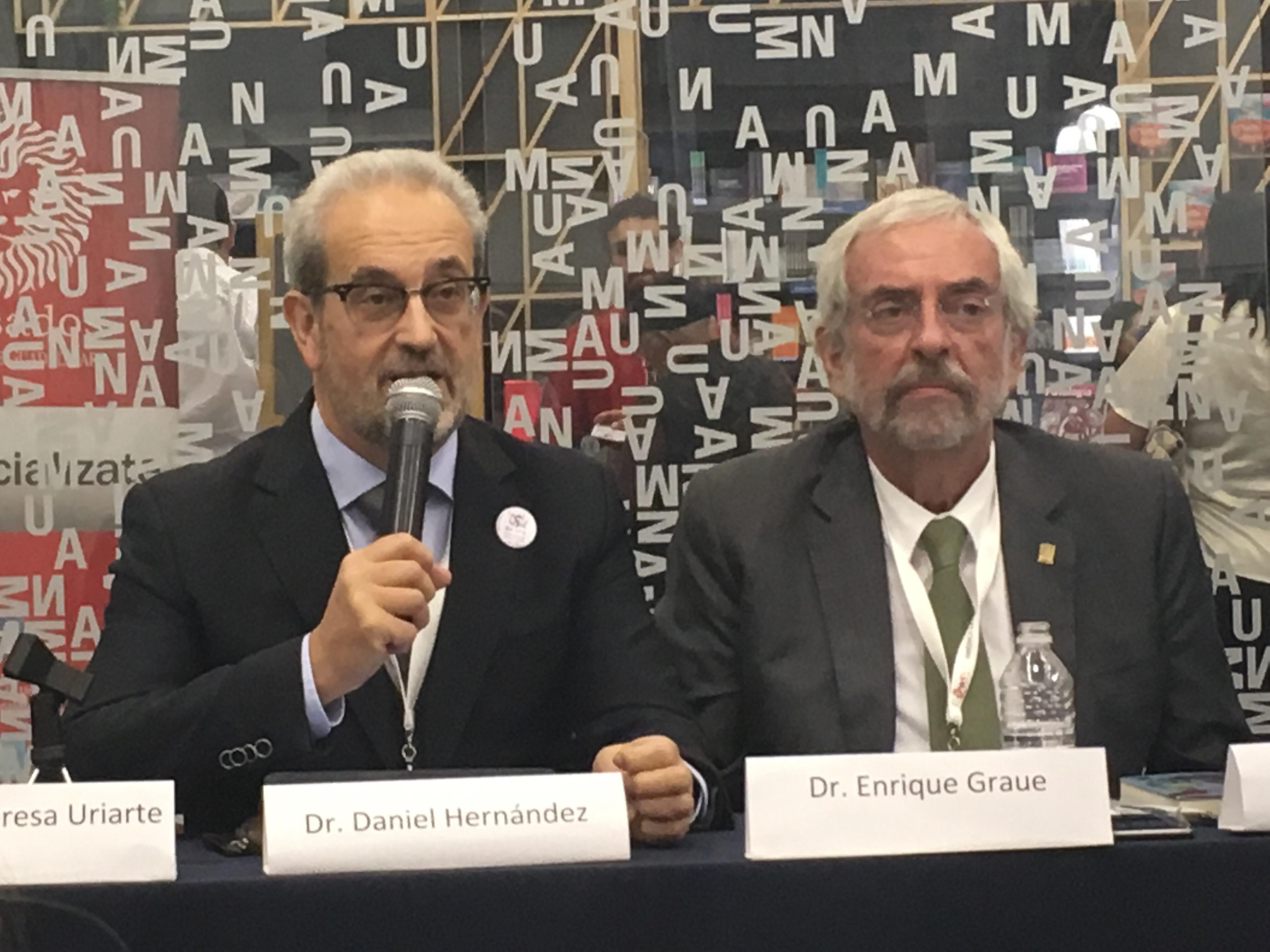 La Universidad de Salamanca será la invitada de honor en la I Feria Internacional del Libro Universitario que se celebrará en México en el verano de 2017
