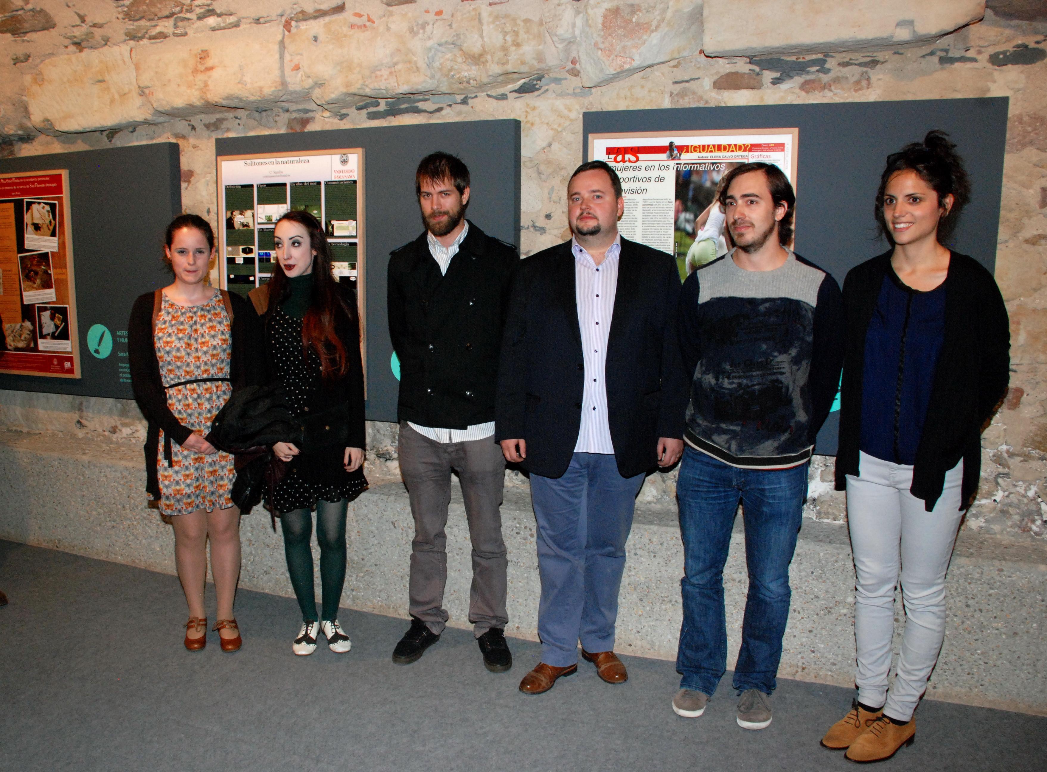 El Servicio de Actividades Culturales presenta la exposición formada por las obras seleccionadas en el 'III Certamen de Divulgación científica'