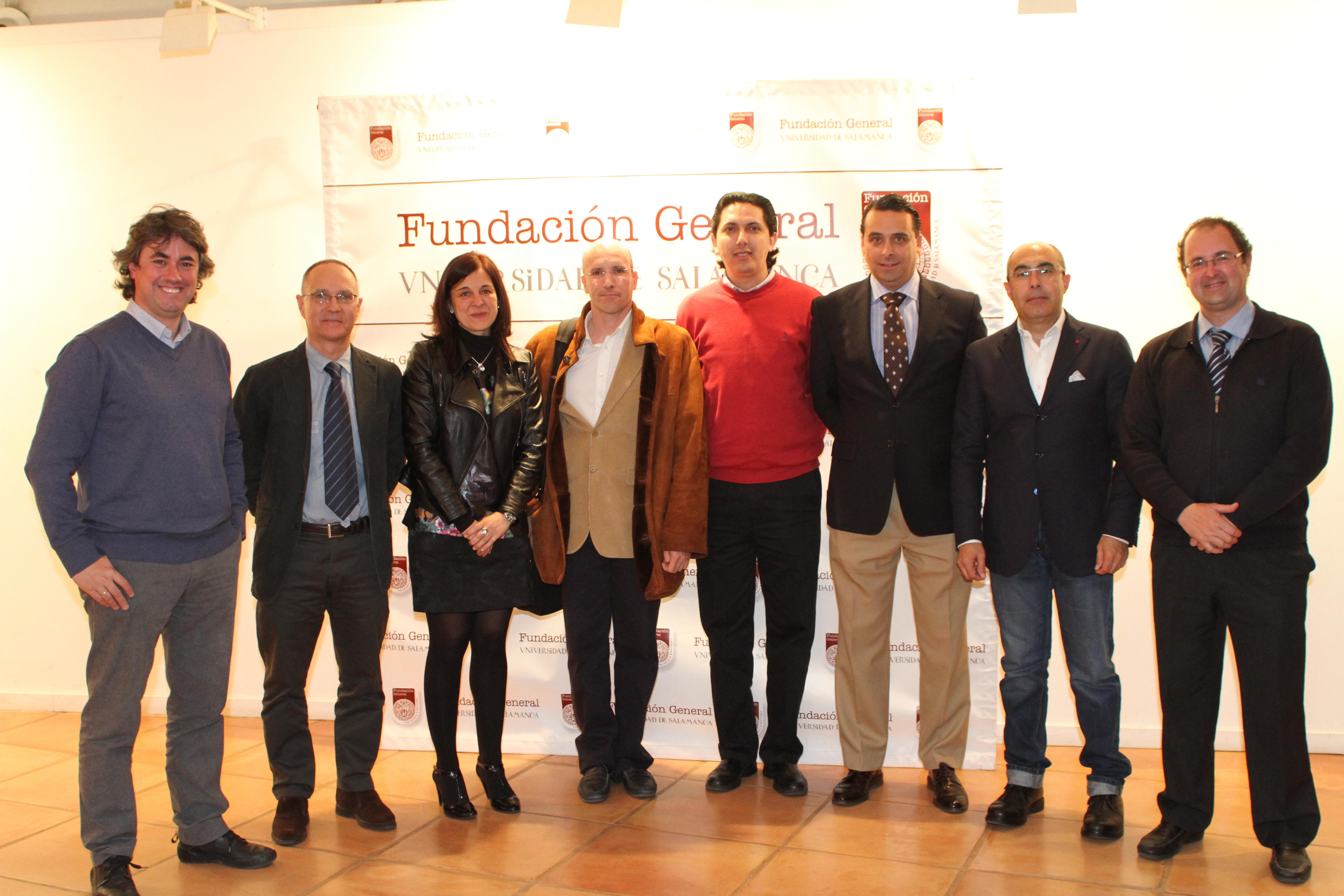 La Fundación General promueve el II Foro de Emprendedores Universidad de Salamanca