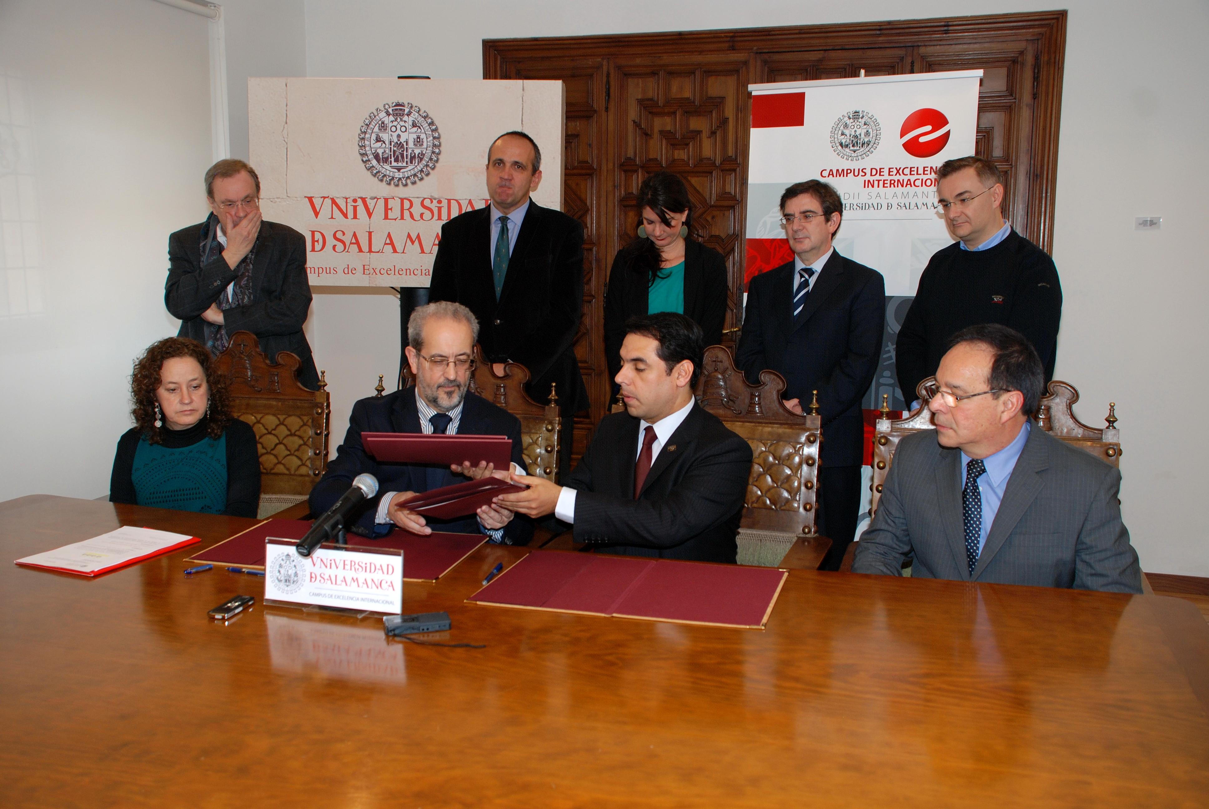 La Universidad de Salamanca y el Instituto Latinoamericano de la Comunicación Educativa ratifican su colaboración
