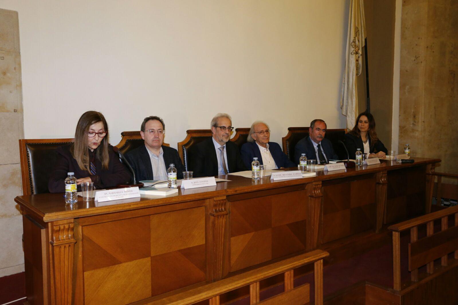 La Universidad de Salamanca y la Academia de Artes Escénicas de España impulsan la práctica y la investigación del teatro entre los estudiantes