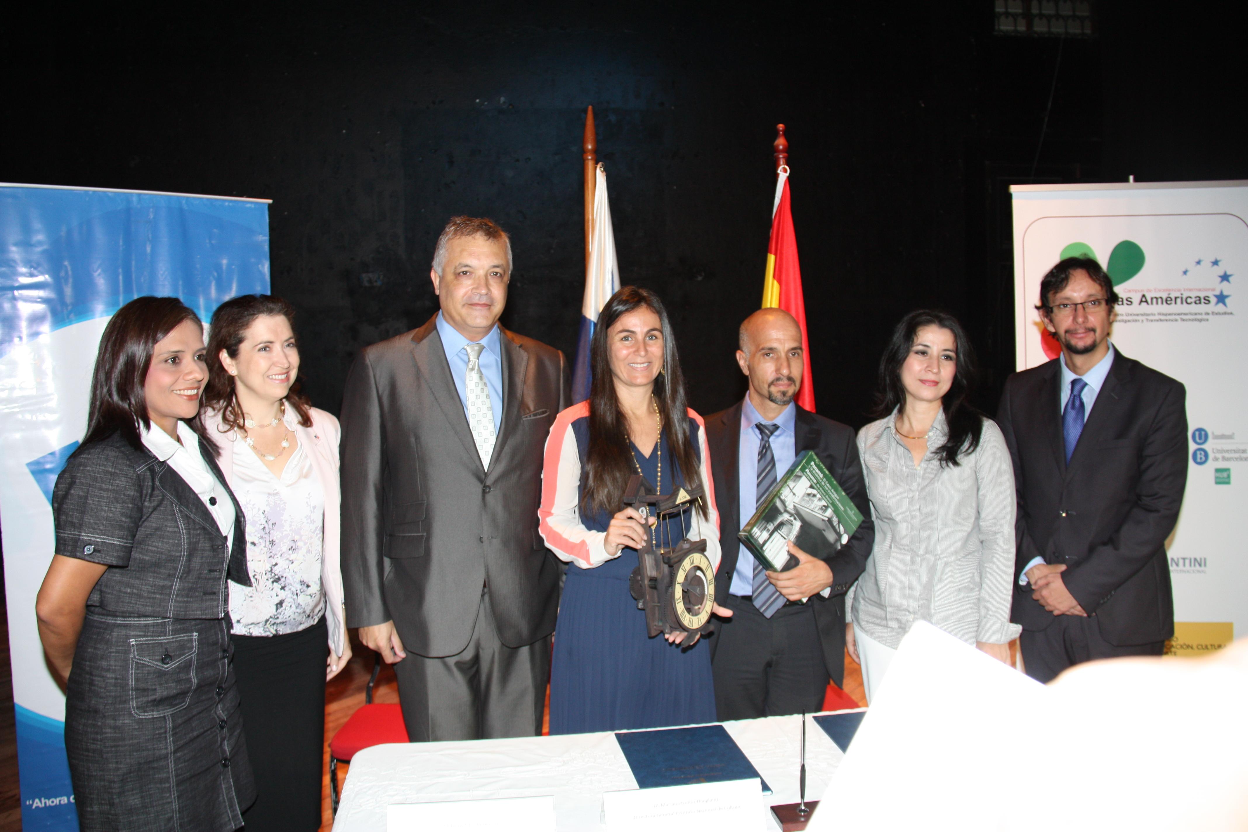 El Campus de Excelencia Internacional de Las Américas fomentará la investigación y el desarrollo en América Central