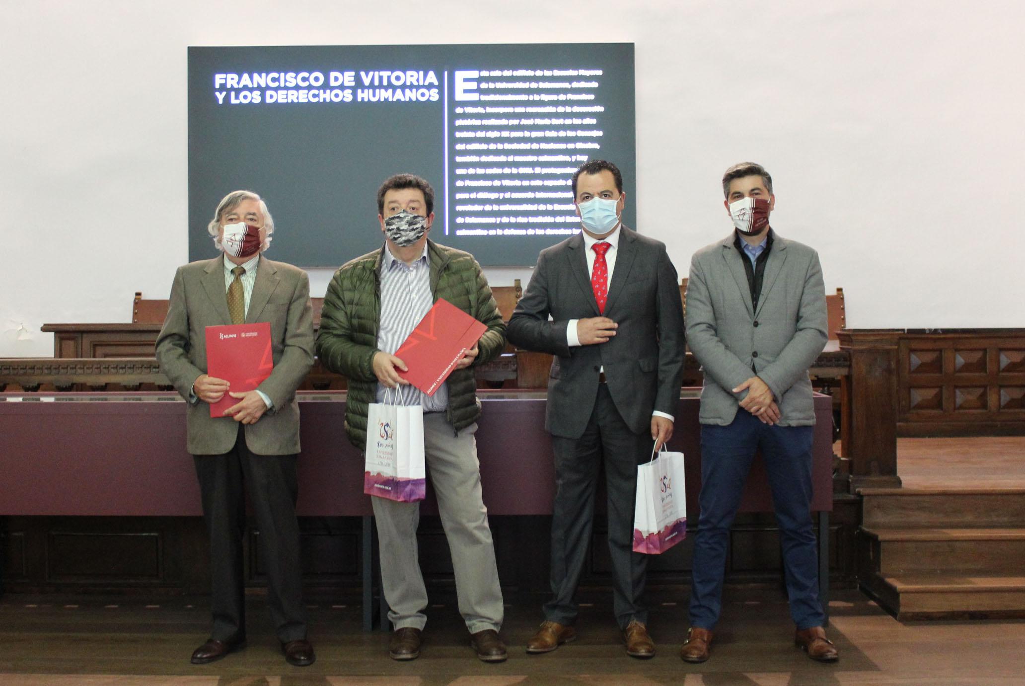 Alumni – Universidad de Salamanca y Quesería La Antigua firman un convenio de colaboración