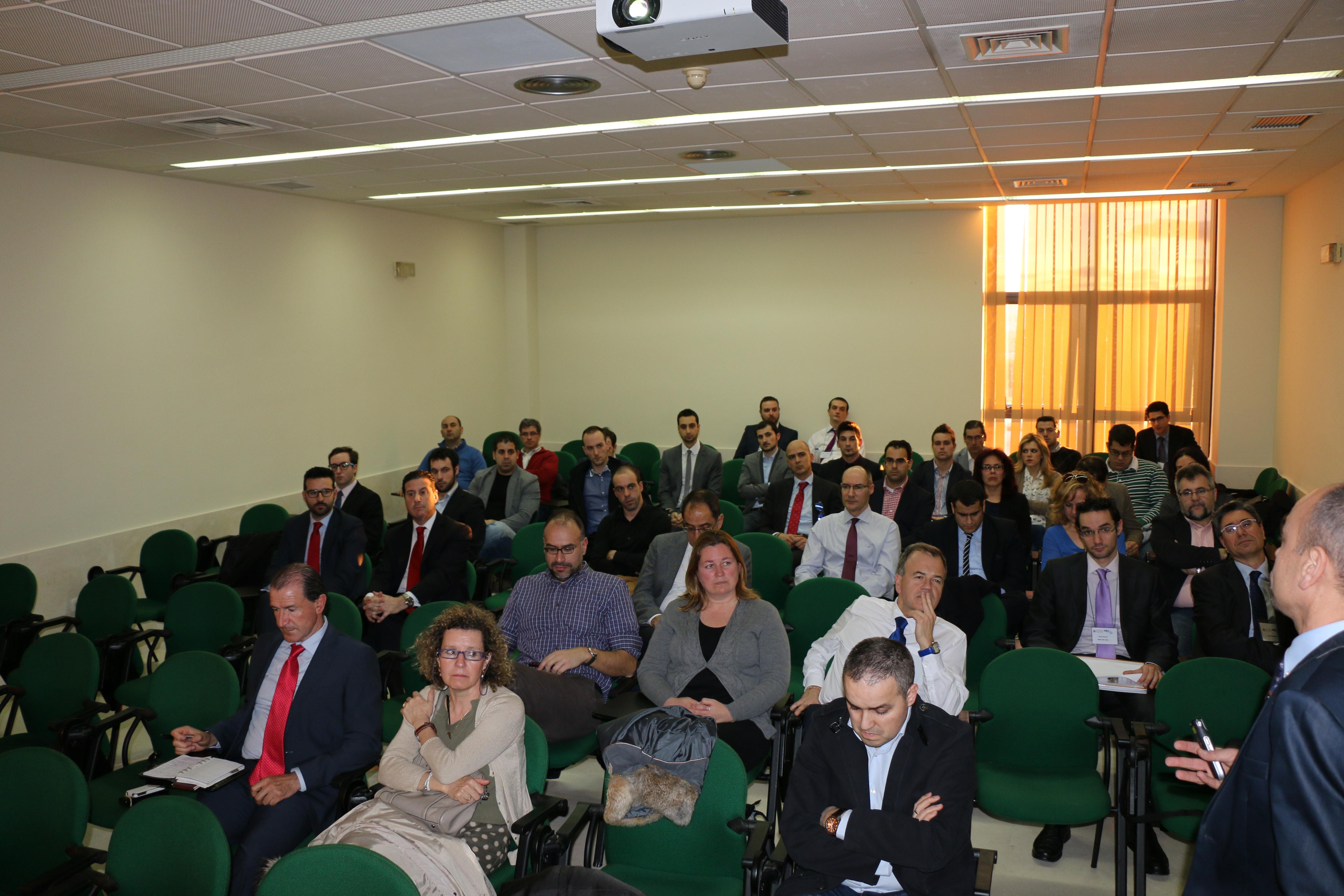 El Networking Empresarial MBA DEF de la Universidad de Salamanca presenta su quinta edición