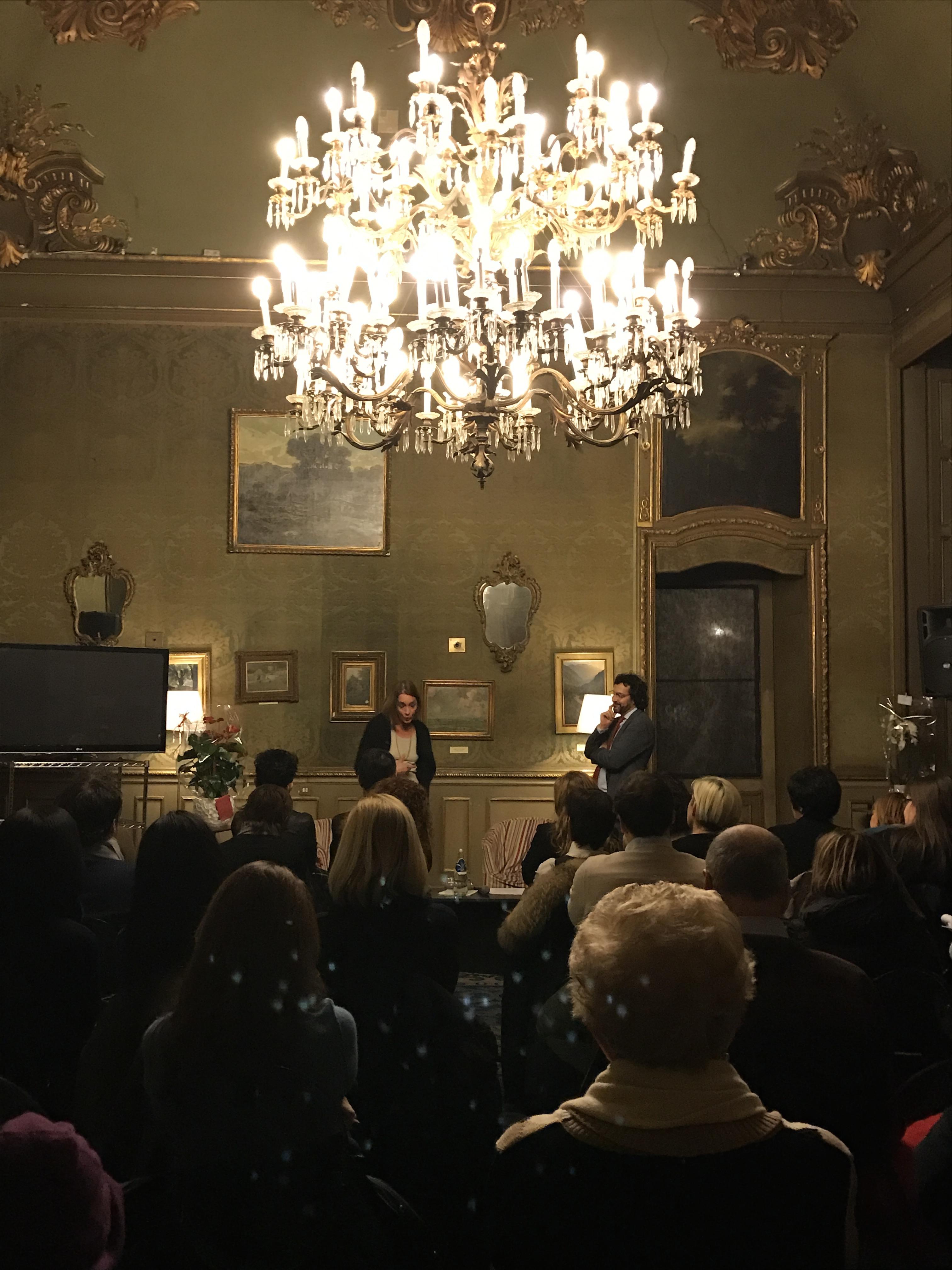 La Universidad de Salamanca inaugura su octava Escuela de Lengua Española en Turín