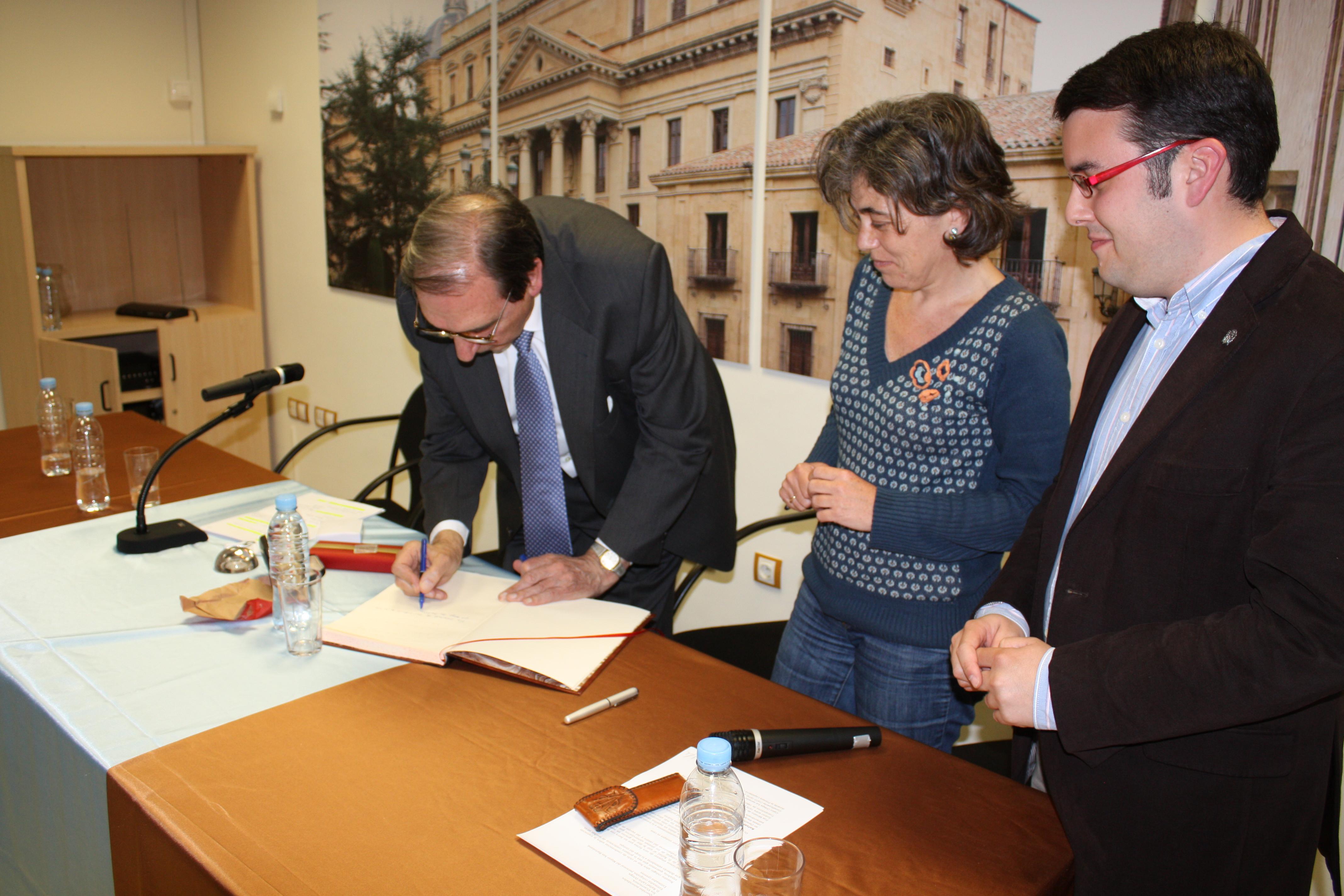 El Colegio Mayor San Bartolomé organiza un foro con los 'Protagonistas de la Transición'