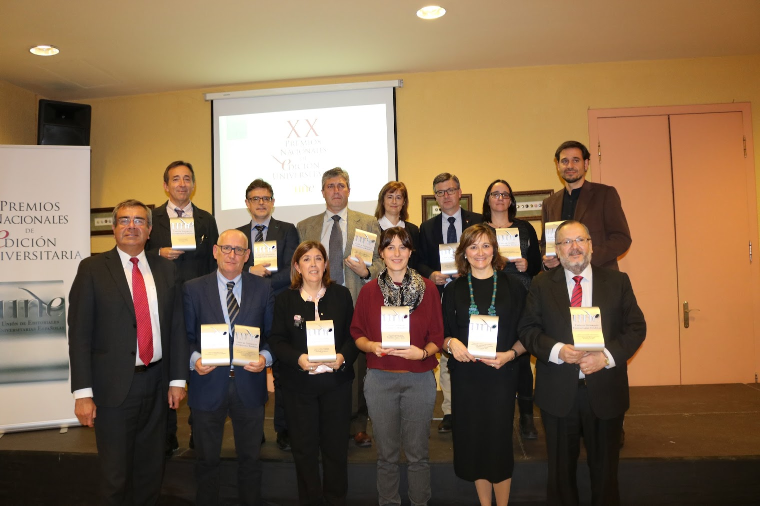 La Universidad de Salamanca recibe el premio de la Unión de Editoriales Universitarias Españolas a la mejor monografía de Ciencias Jurídicas