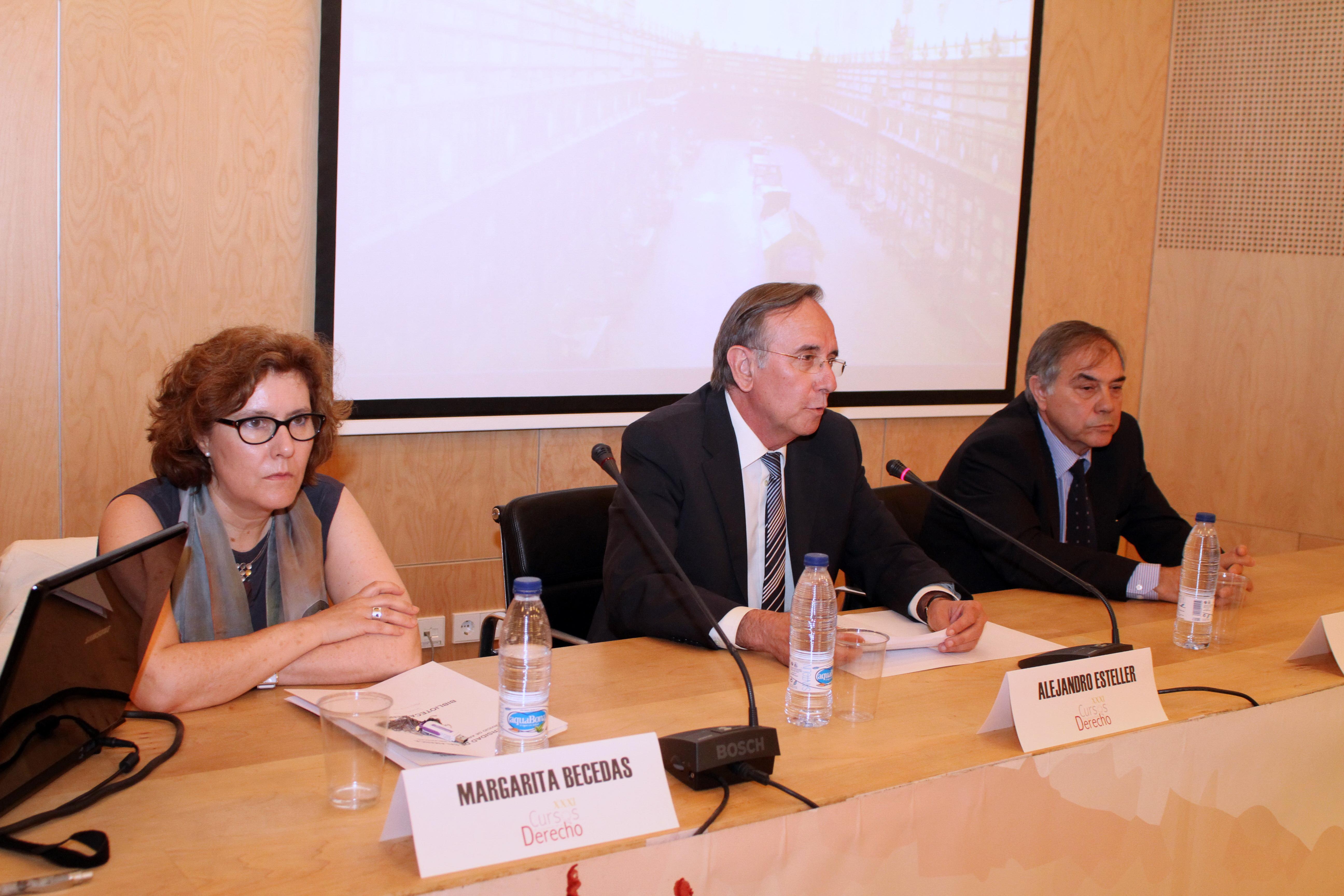La Hospedería Fonseca acoge la XXXI edición de los Cursos de Especialización en Derecho