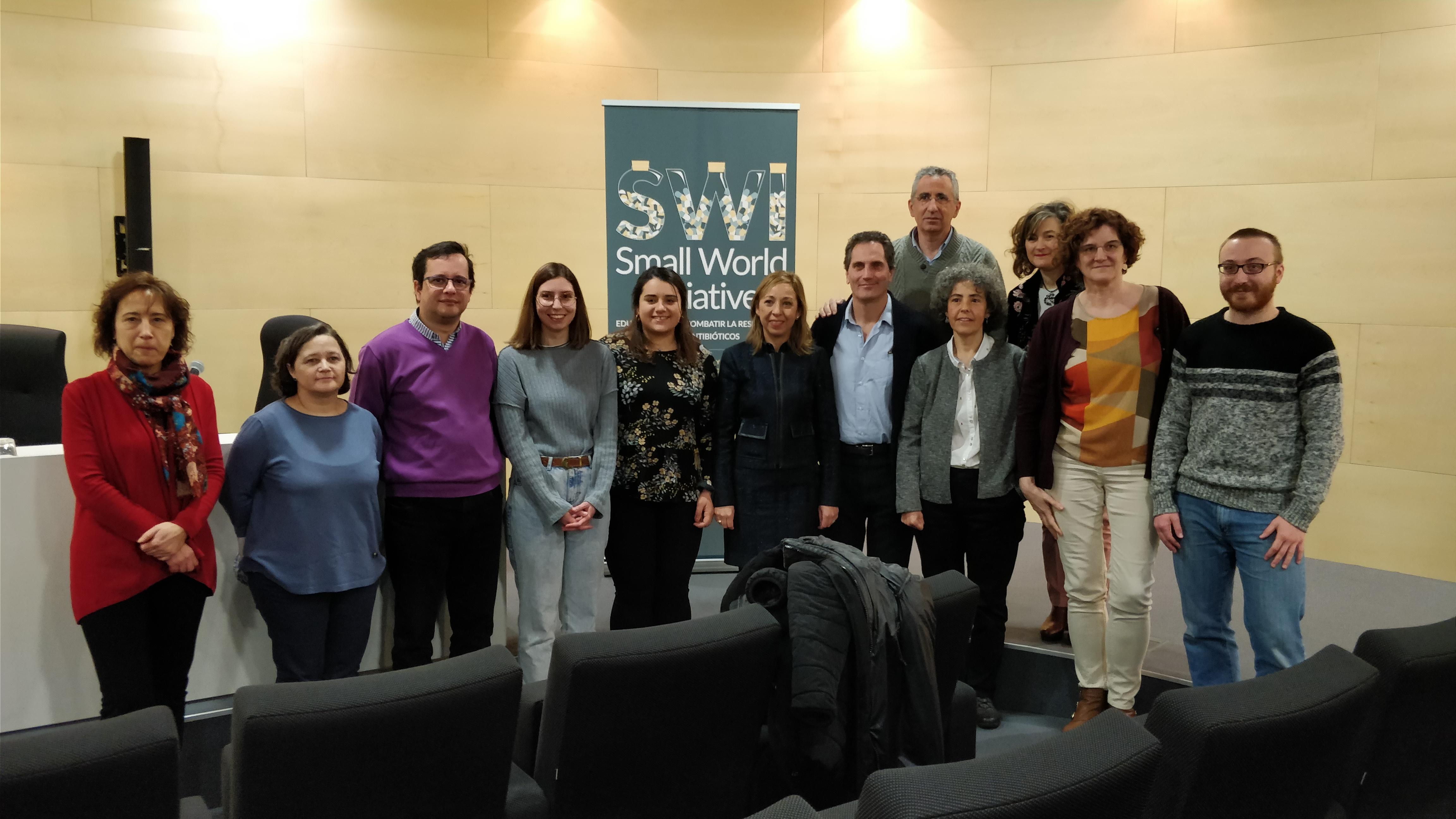La Universidad de Salamanca impulsa la vocación investigadora de los jóvenes ante la crisis antibiótica global causada por la multirresistencia en bacterias