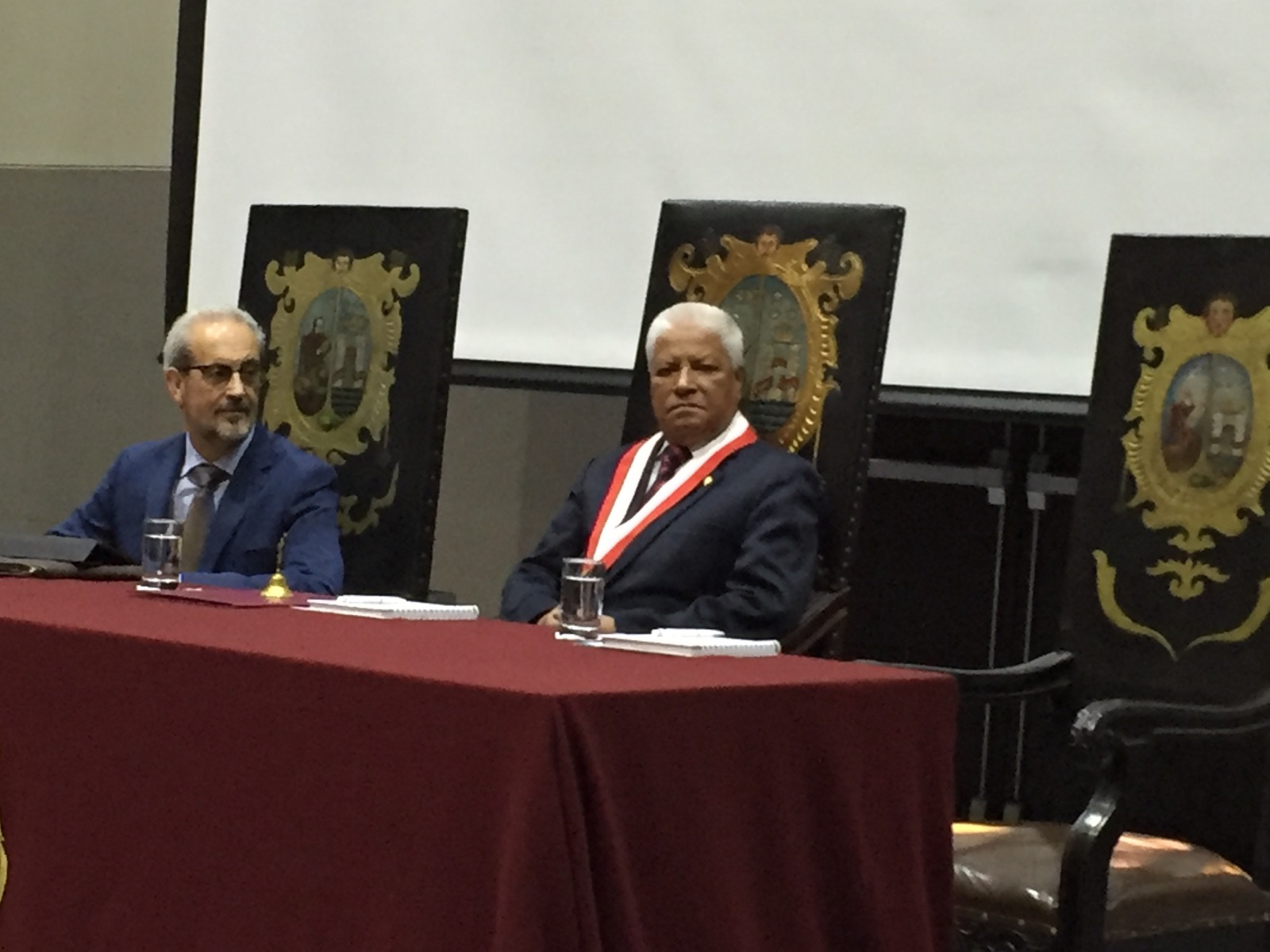 La Universidad de Salamanca presenta en Perú su amplia oferta de formación 'online'