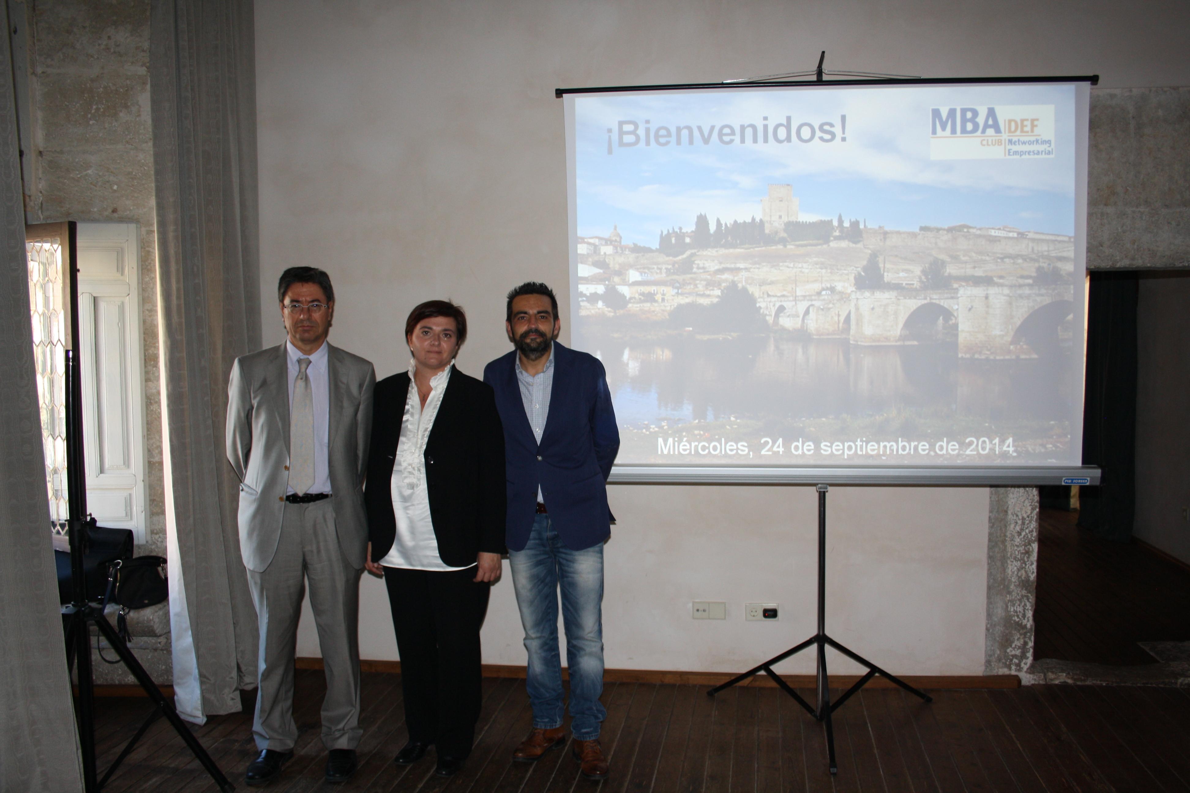 El Networking Empresarial MBA DEF de la Universidad de Salamanca organiza una sesión extraordinaria en Ciudad Rodrigo