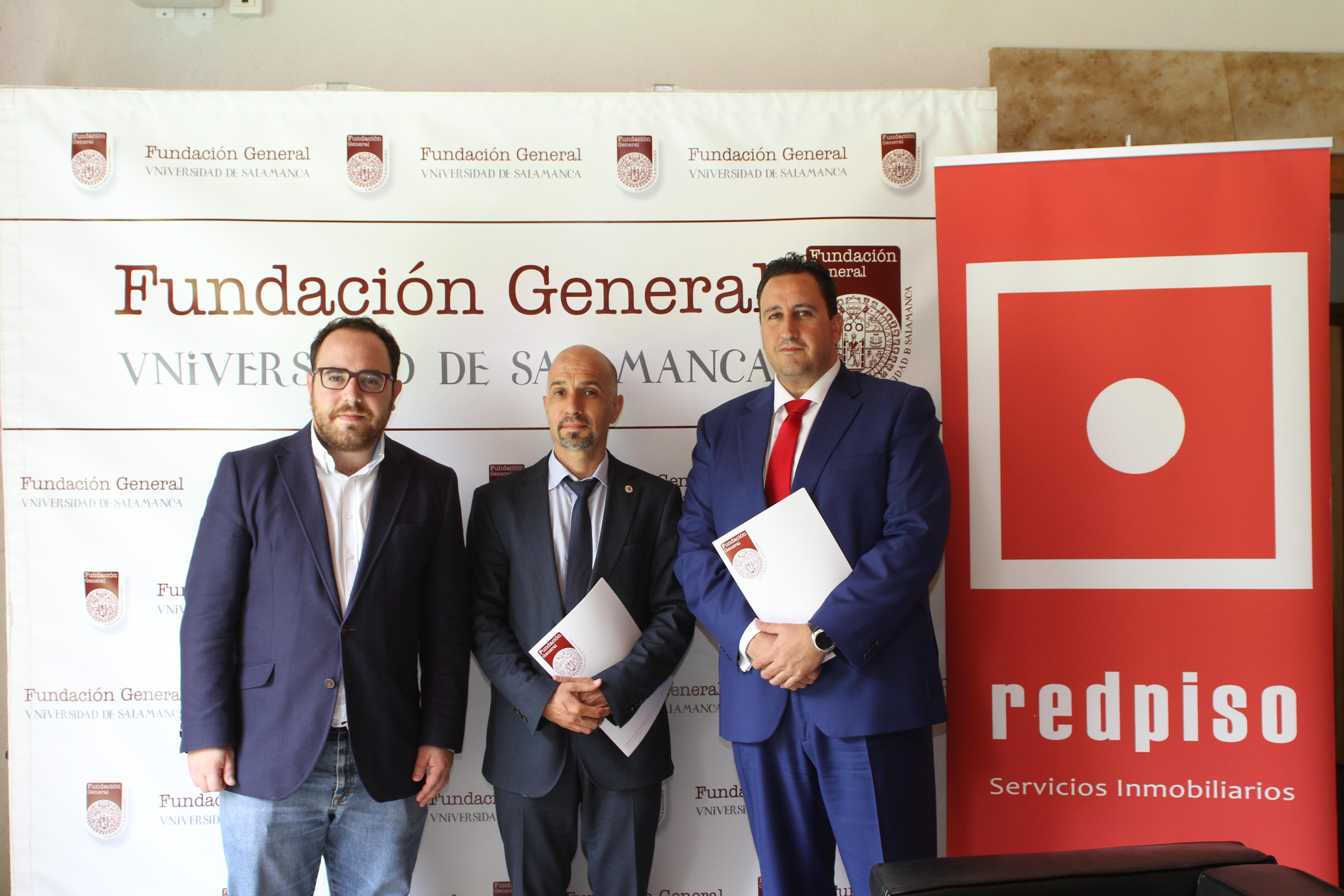 Redpiso se incorpora al grupo de Empresas Amigas de la Universidad de Salamanca