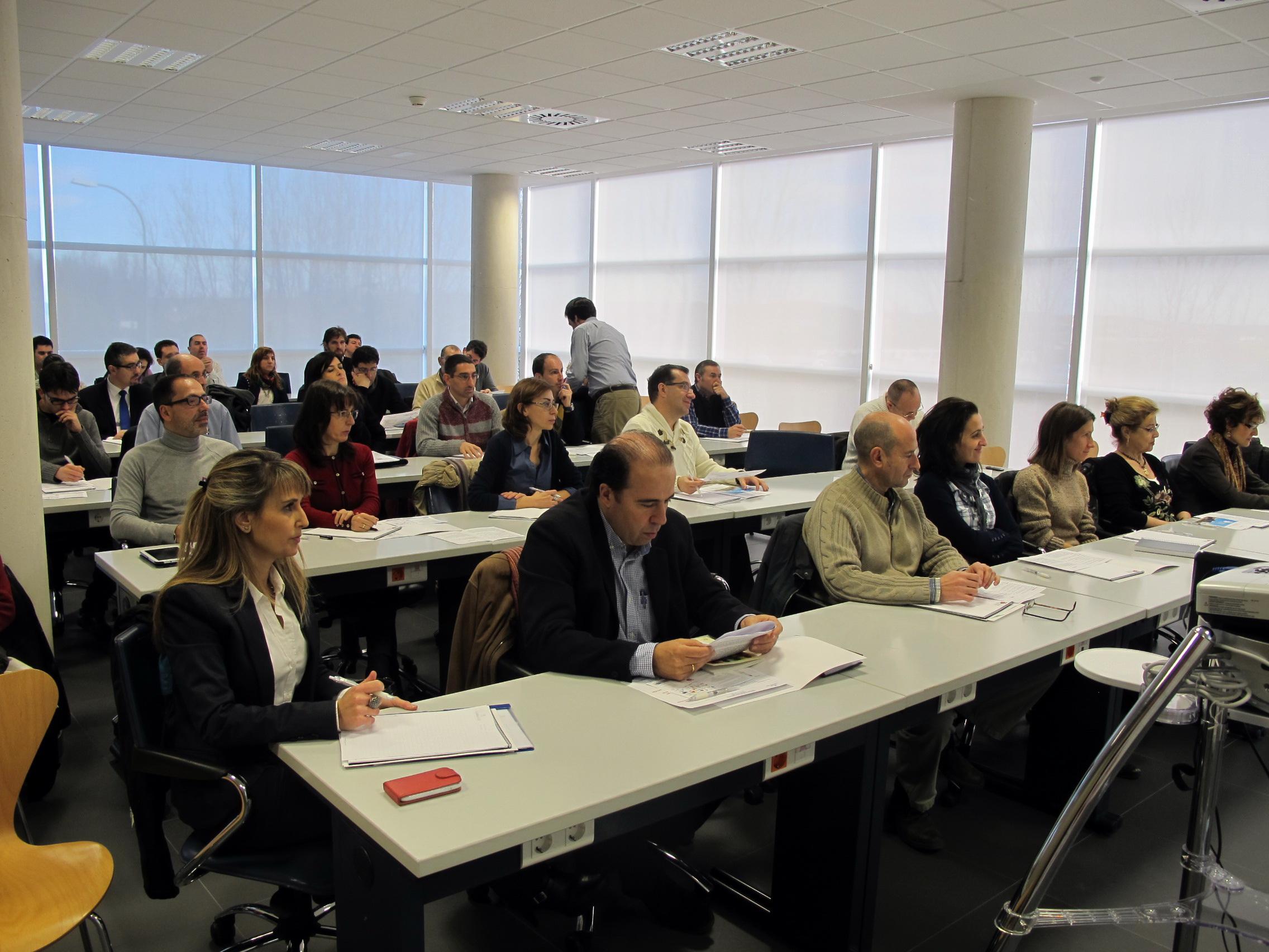 El Edificio M3 del Parque Científico de la Universidad de Salamanca acoge un ciclo de jornadas sobre prevención de riesgos laborales