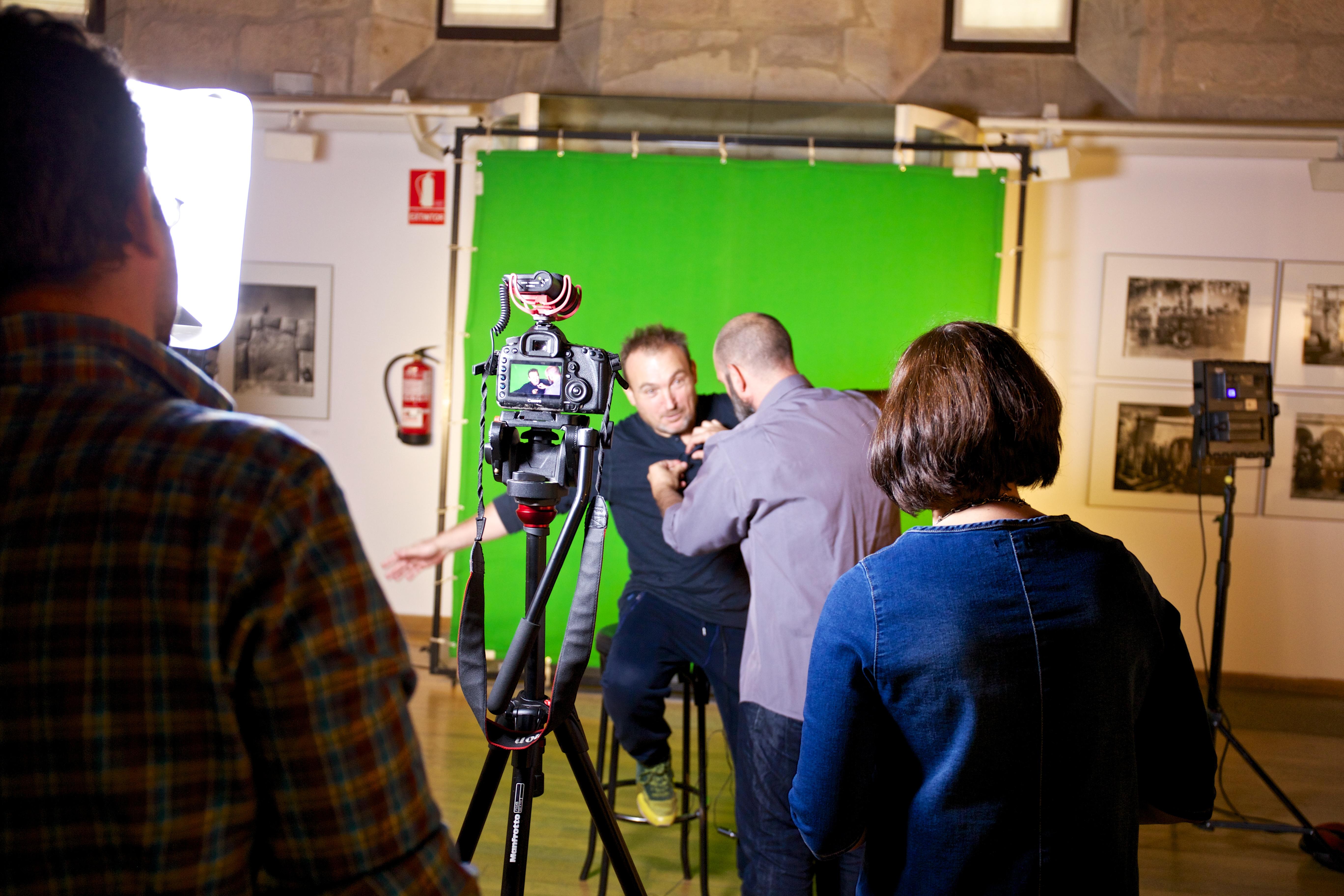Presentación audiovisual del VIII Centenario