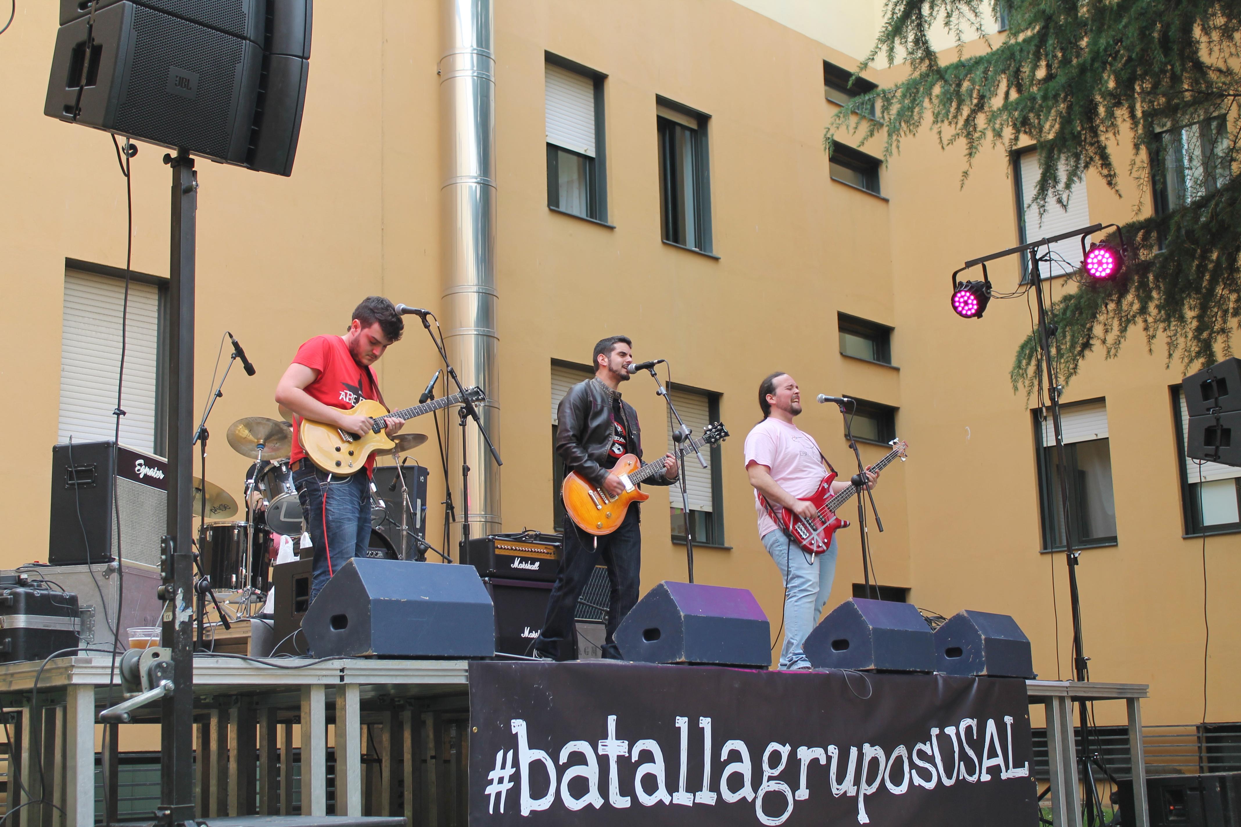 Zero!, Diazepam, Fasetres y Sinsinati, ganadores de la V #BatallagruposUSAL del Colegio Mayor de Oviedo