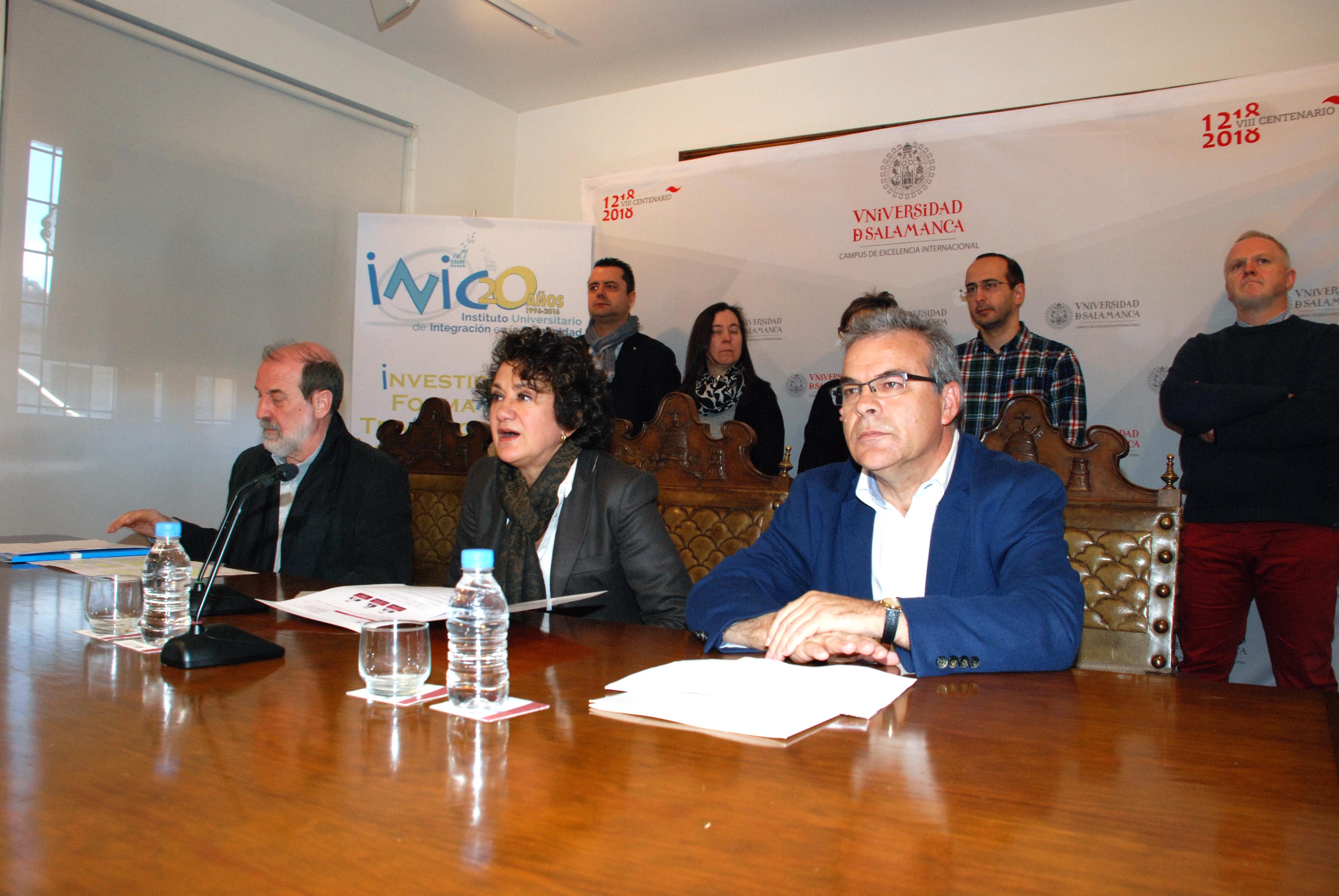 El Instituto de Integración en la Comunidad de la Universidad de Salamanca celebra el 20º aniversario de su fundación