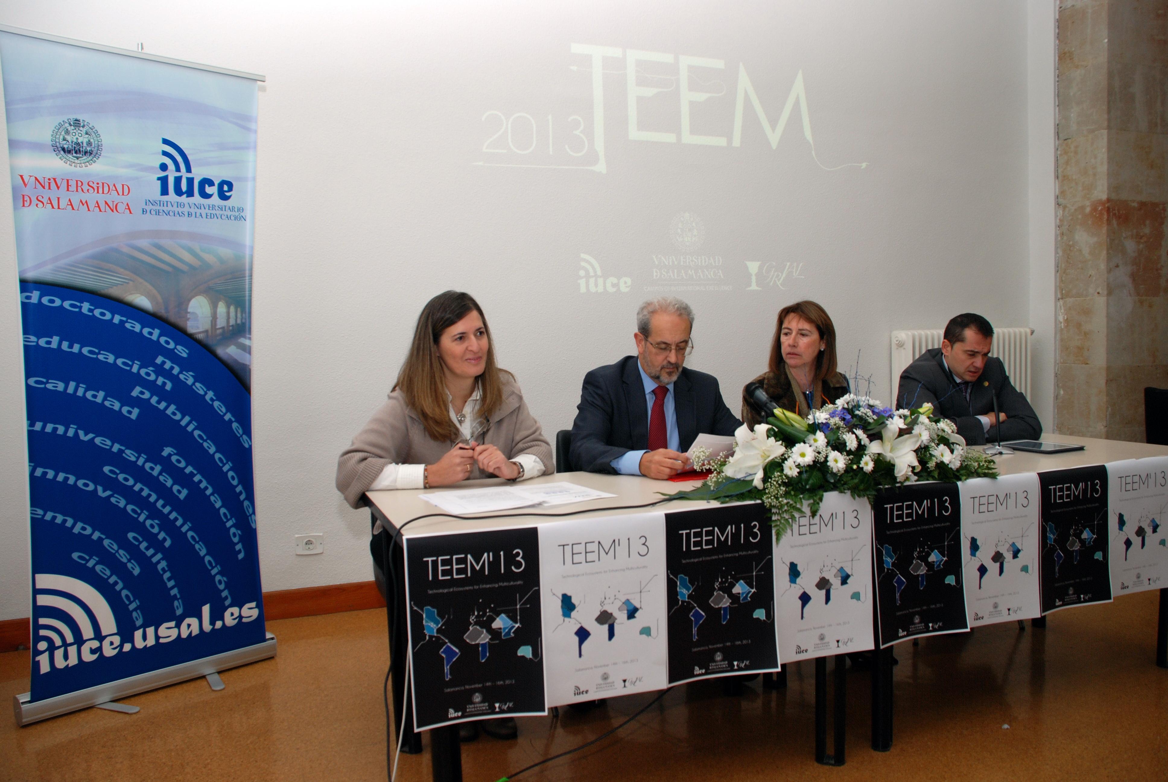 Expertos internacionales revisan en la Universidad de Salamanca nuevas vías para potenciar la multiculturalidad desde la perspectiva interdisciplinar de la Sociedad del Conocimiento