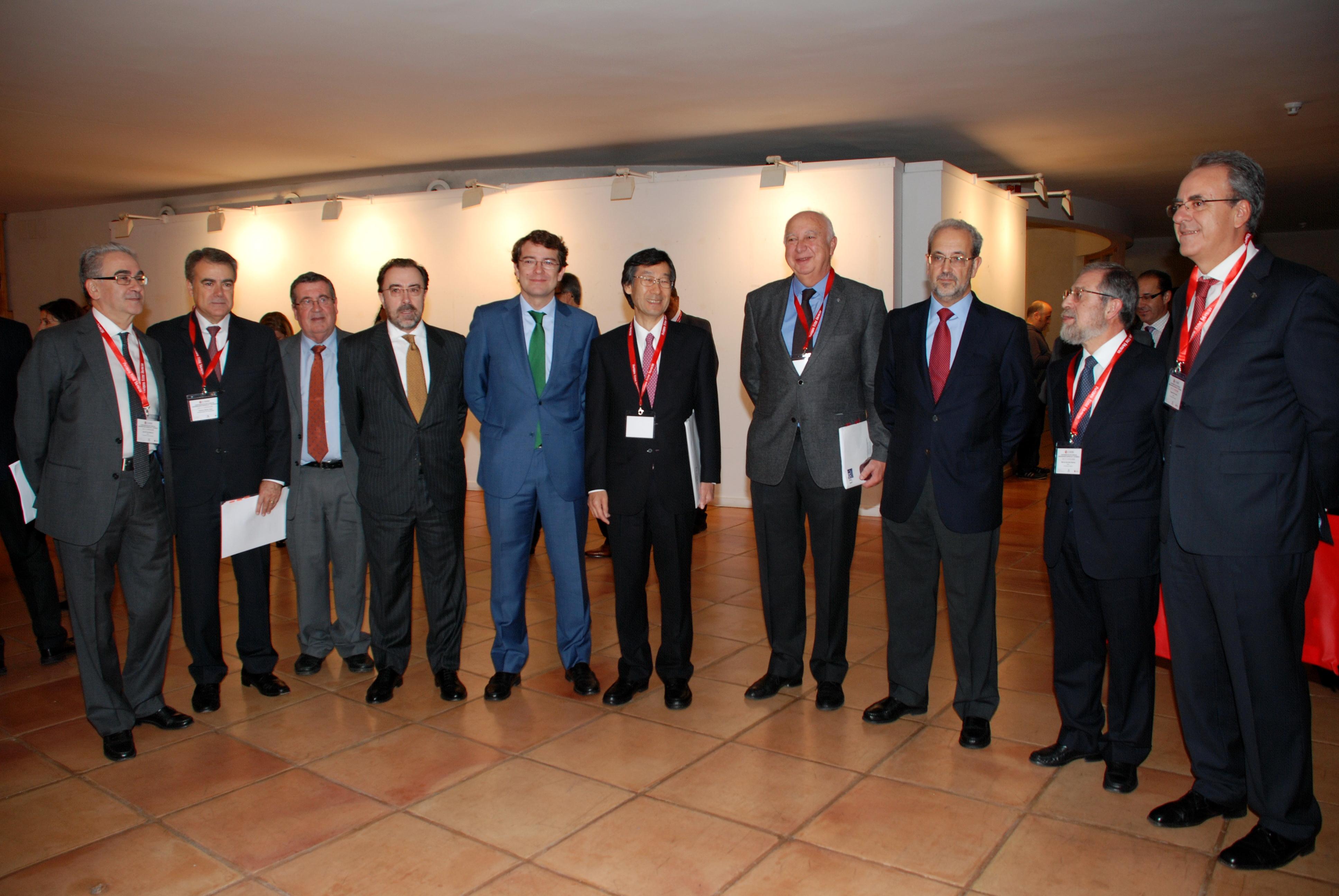 Rectores españoles y japoneses estudian establecer una red de cooperación para facilitar acuerdos académicos entre ambos países