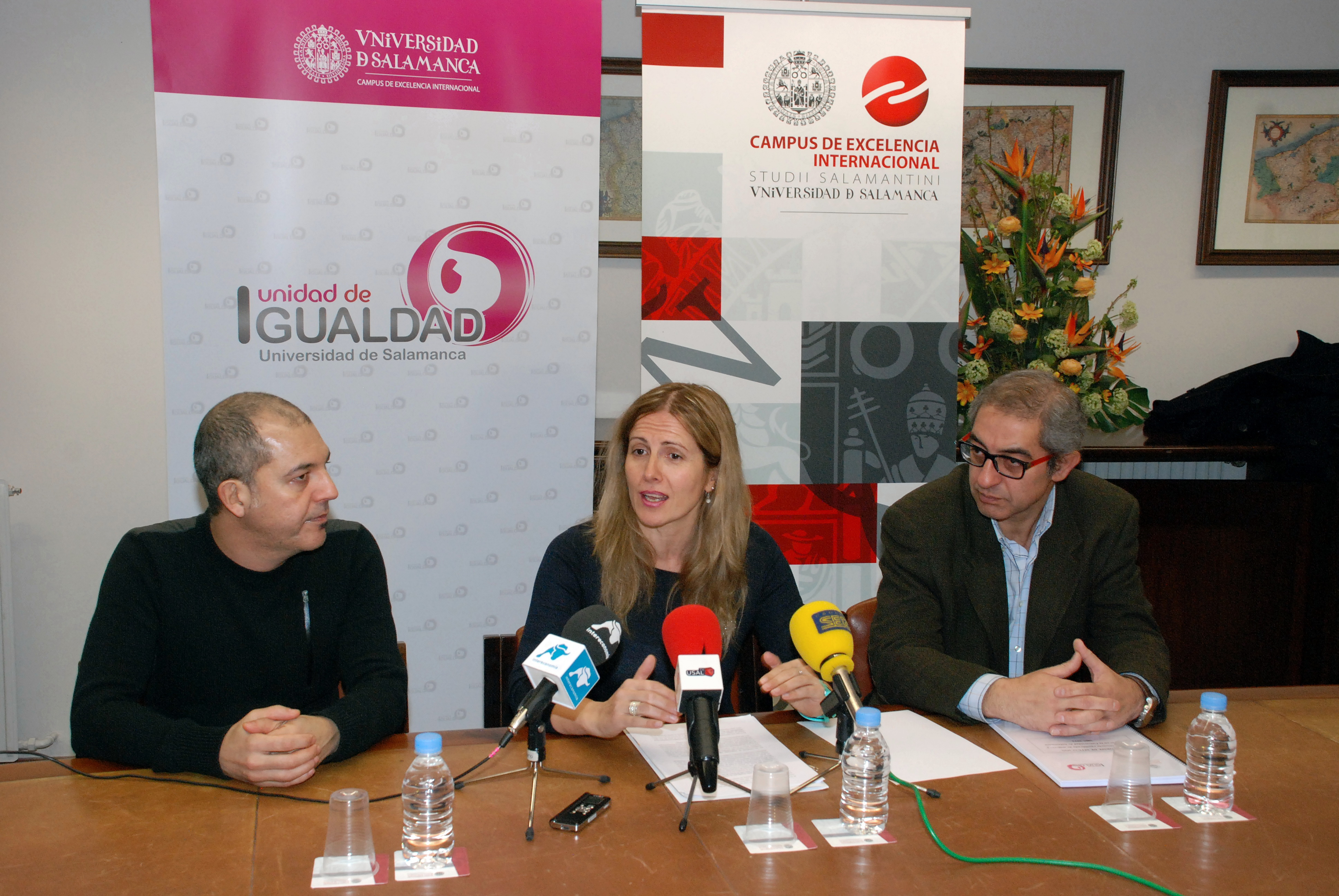 Presentación del II informe de situación de la Unidad de Igualdad